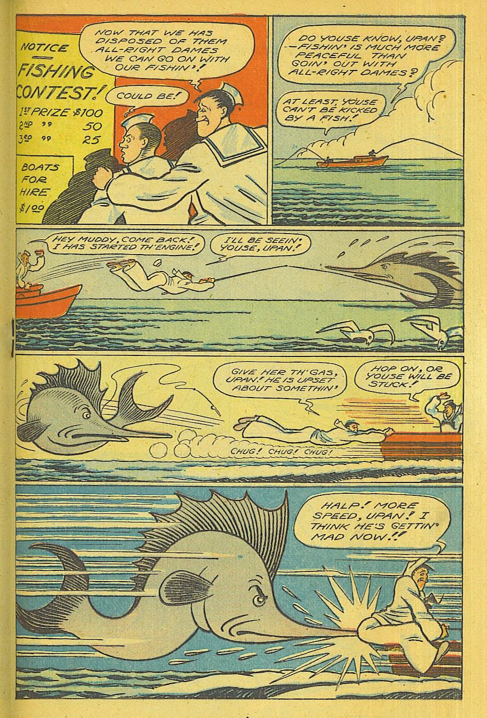 Read online Super-Magician Comics comic -  Issue #39 - 26