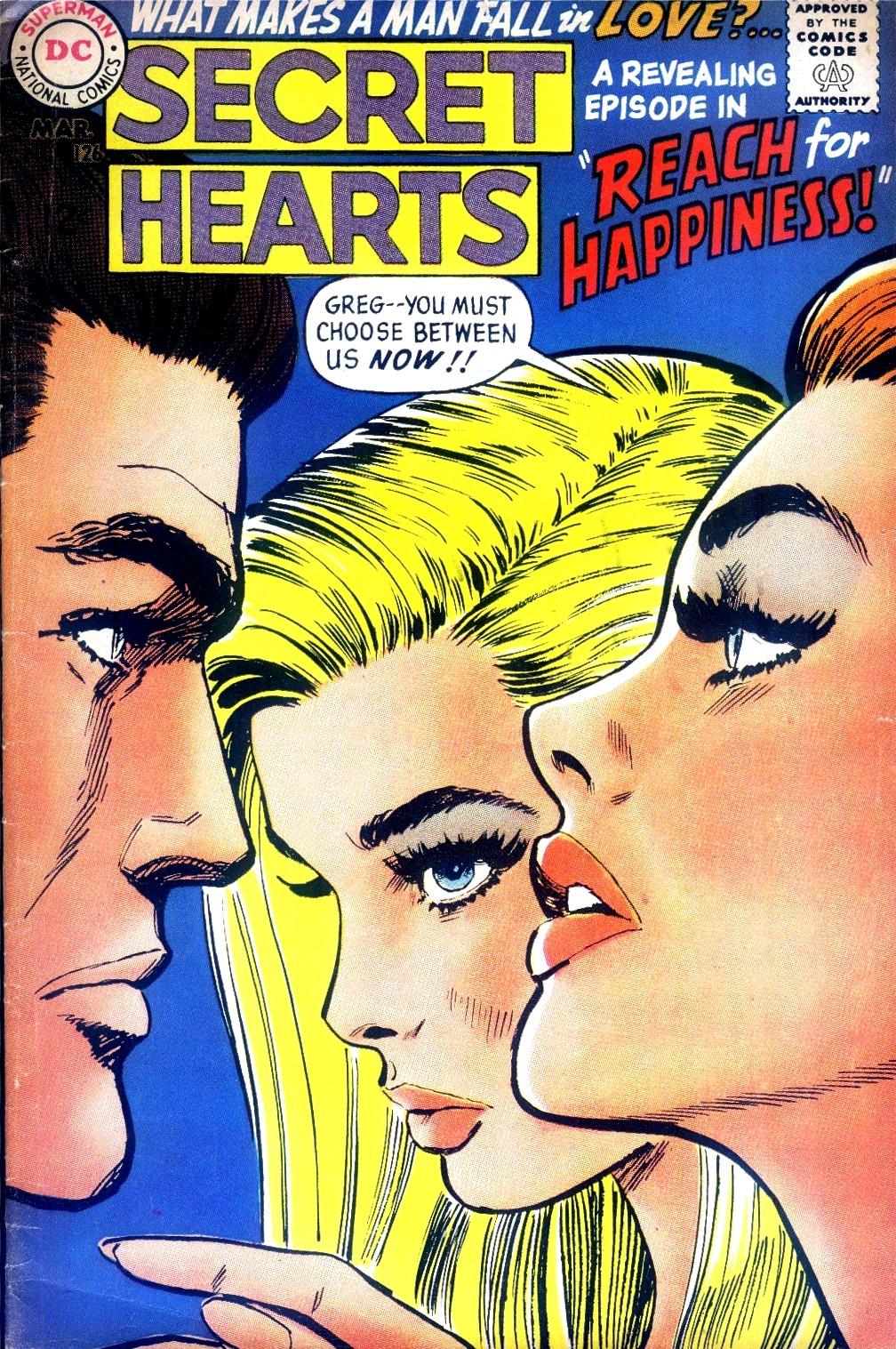 Secret Hearts 126 Page 1