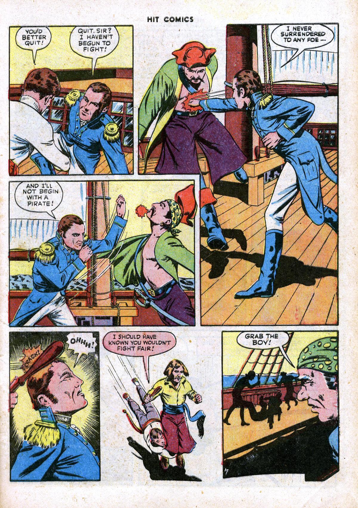 Read online Hit Comics comic -  Issue #41 - 9