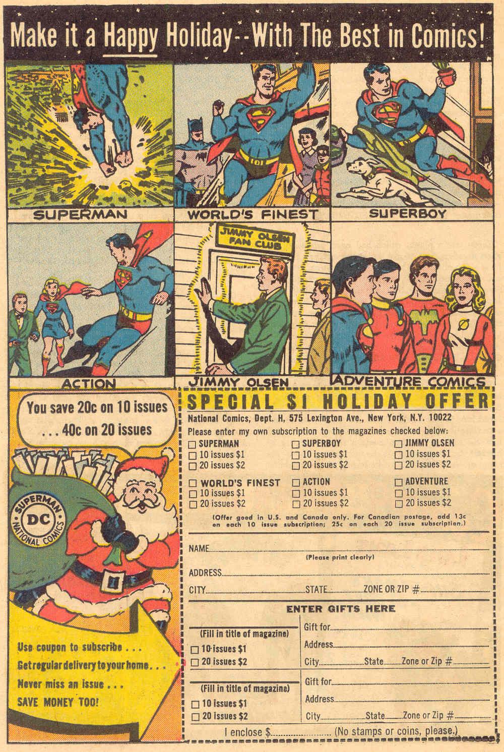 Read online Action Comics (1938) comic -  Issue #321 - 34