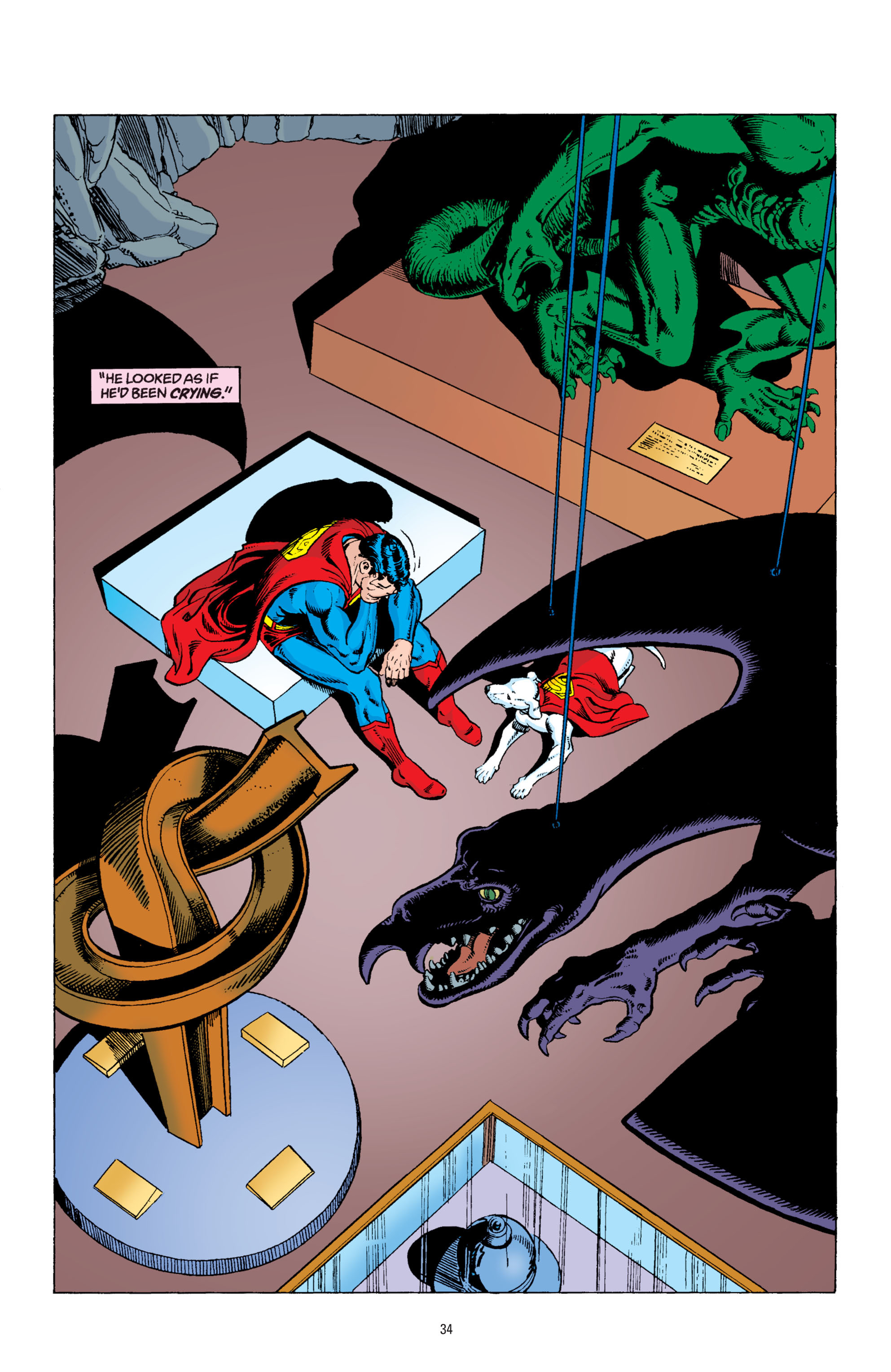 Read online Superman: Whatever Happened to the Man of Tomorrow? comic -  Issue # TPB - 33