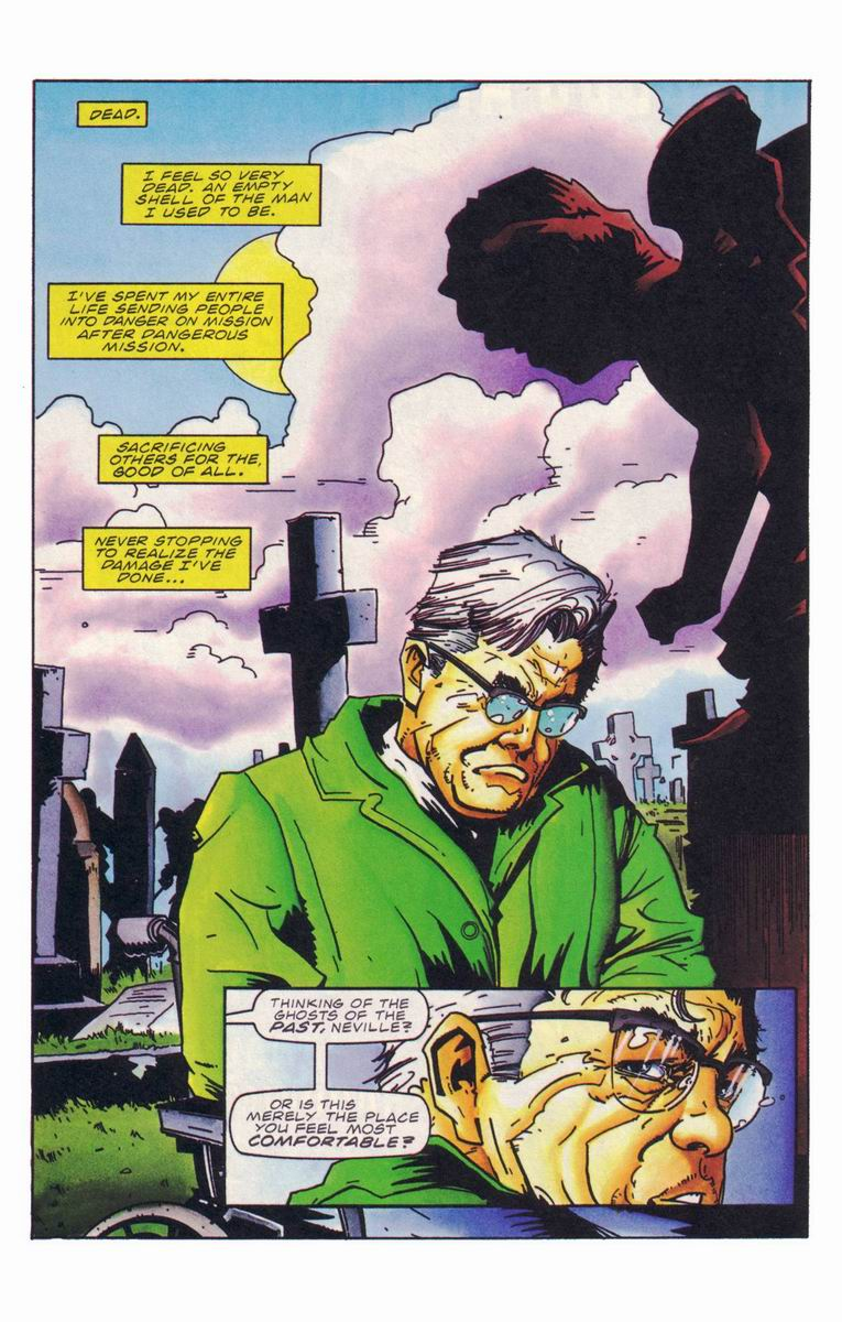 Read online Secret Weapons comic -  Issue #18 - 12