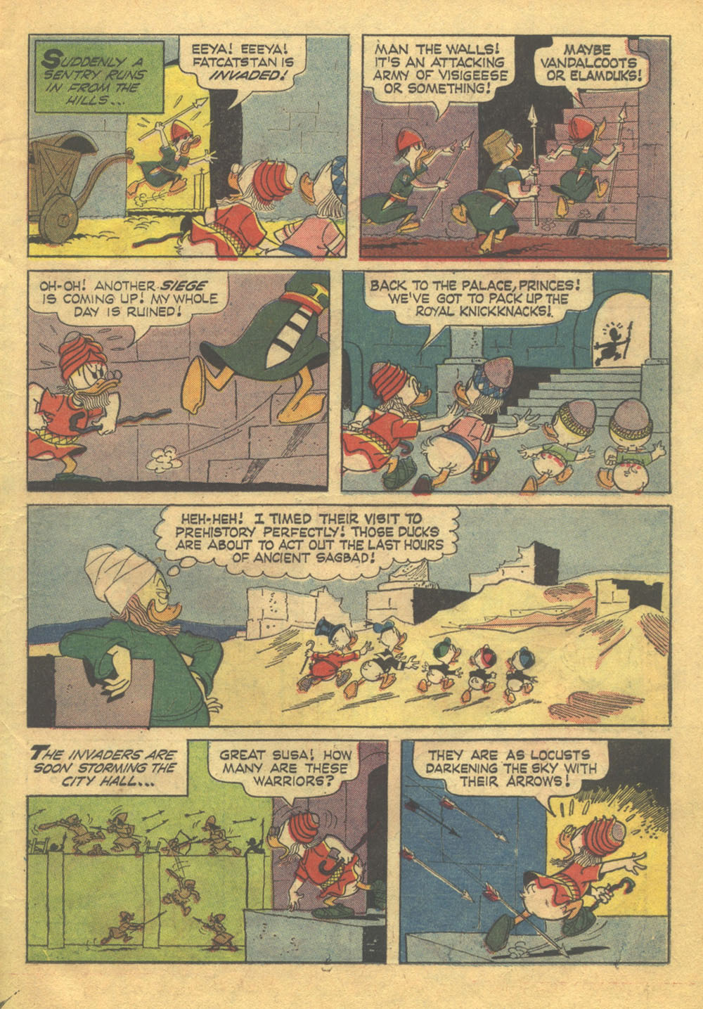 Read online Uncle Scrooge (1953) comic -  Issue #71 - 11