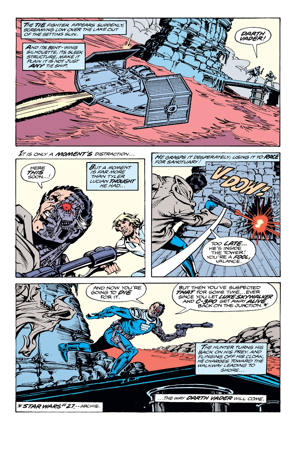 Read online Star Wars Legends: The Original Marvel Years - Epic Collection comic -  Issue # TPB 2 (Part 2) - 5