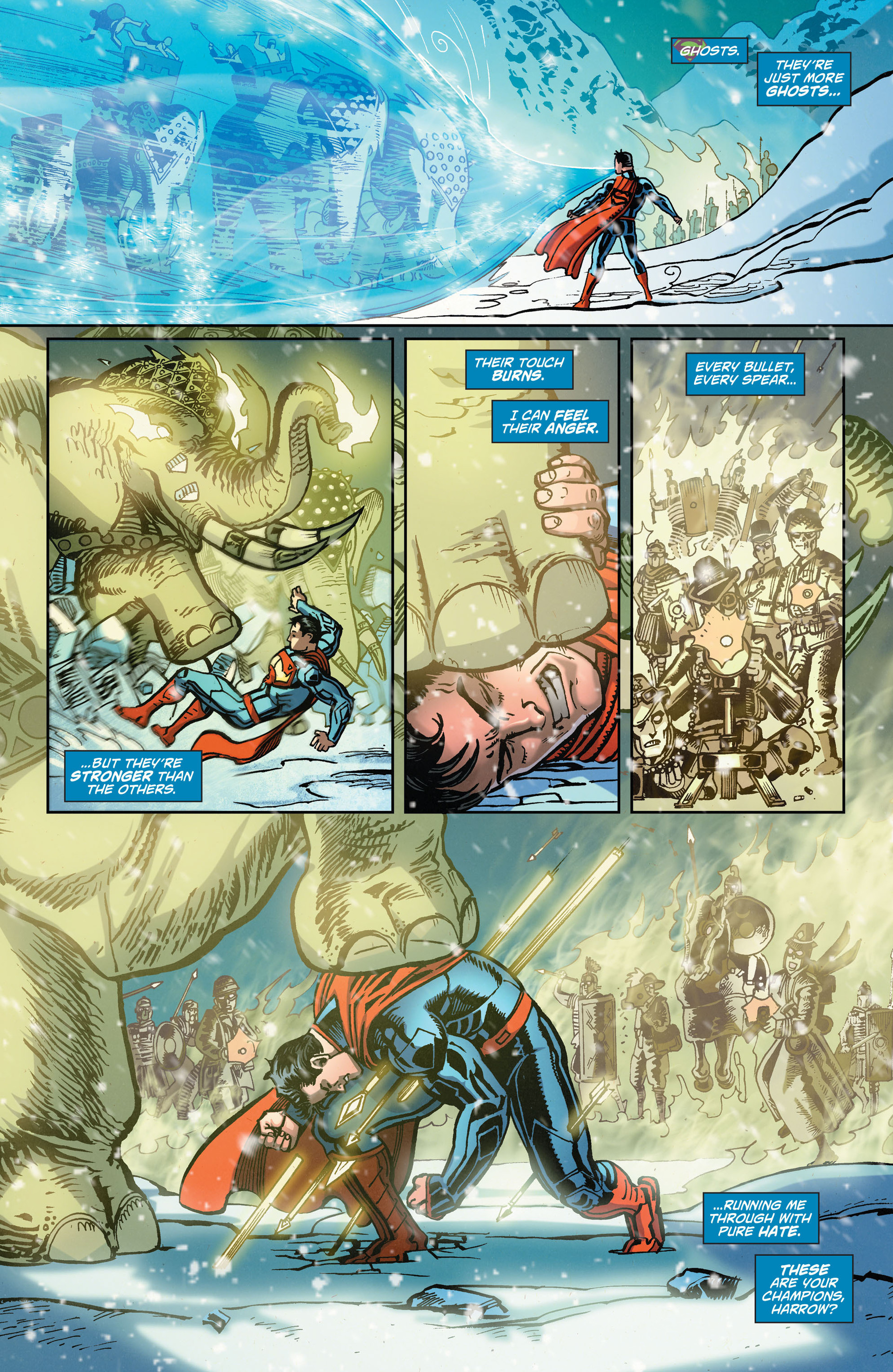 Read online Action Comics (2011) comic -  Issue #30 - 14