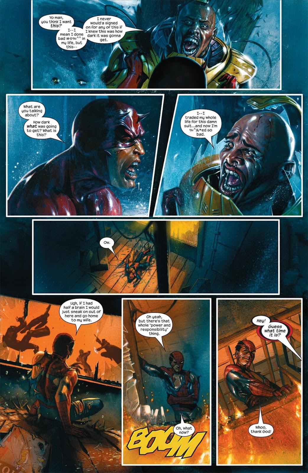 Read online Secret War comic -  Issue #4 - 10