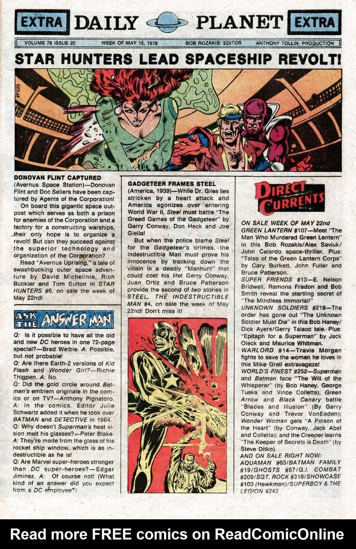 Read online Sgt. Rock comic -  Issue #319 - 20