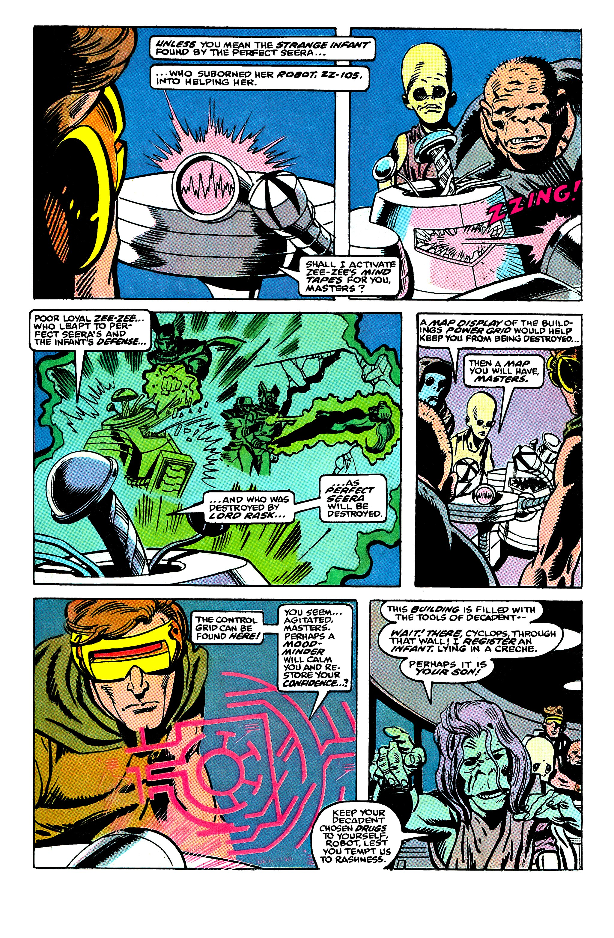 Read online X-Factor (1986) comic -  Issue #50 - 8
