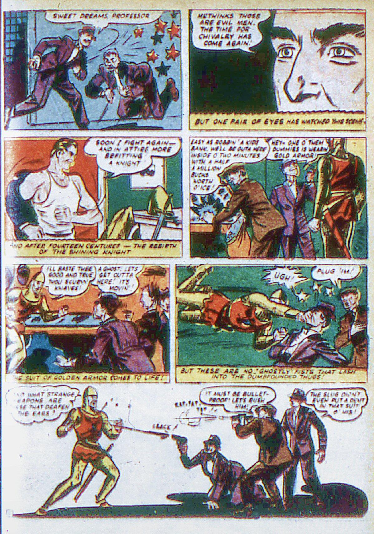 Read online Adventure Comics (1938) comic -  Issue #66 - 26