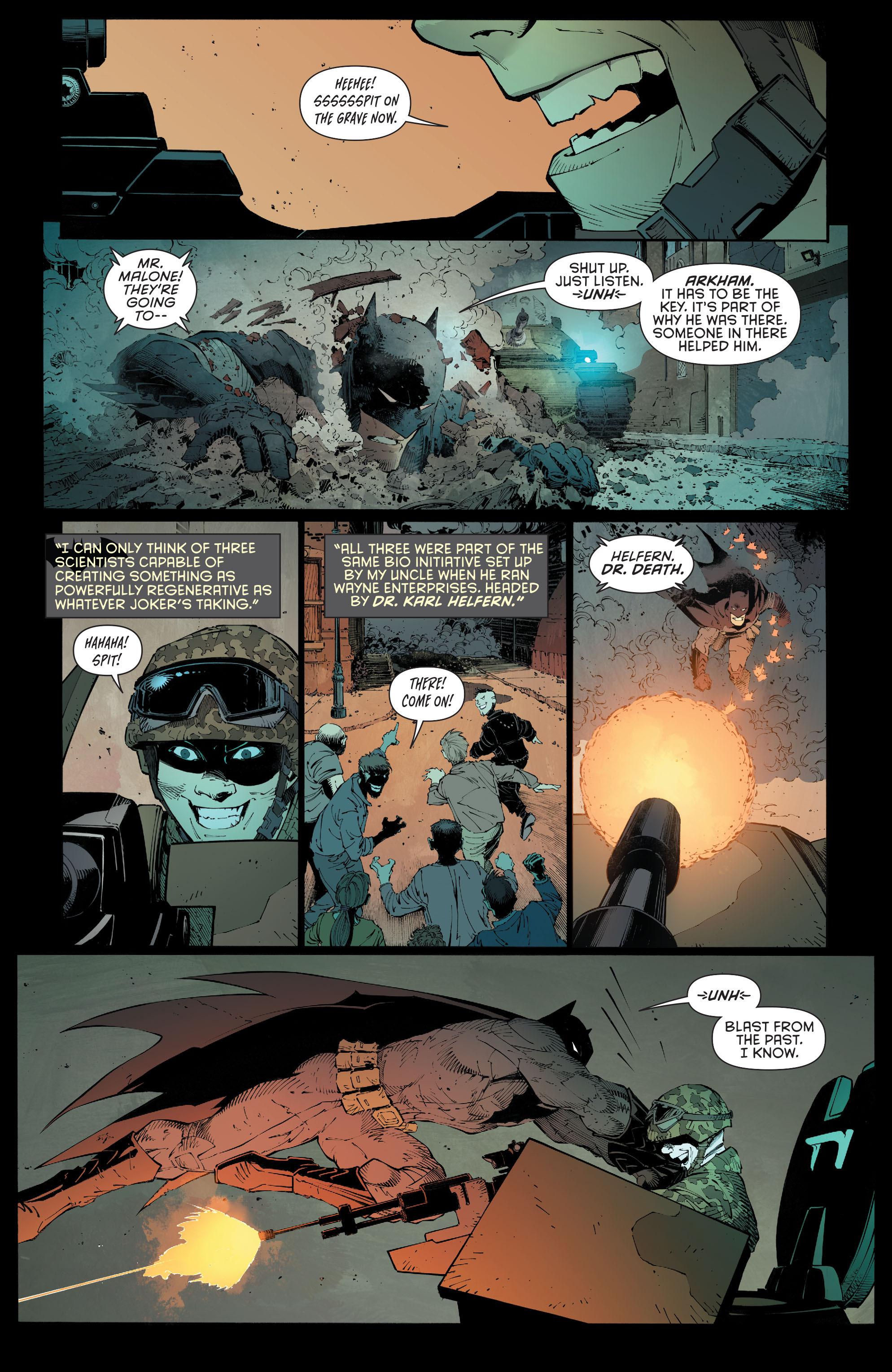 Read online Batman (2011) comic -  Issue # _TPB 7 - 88