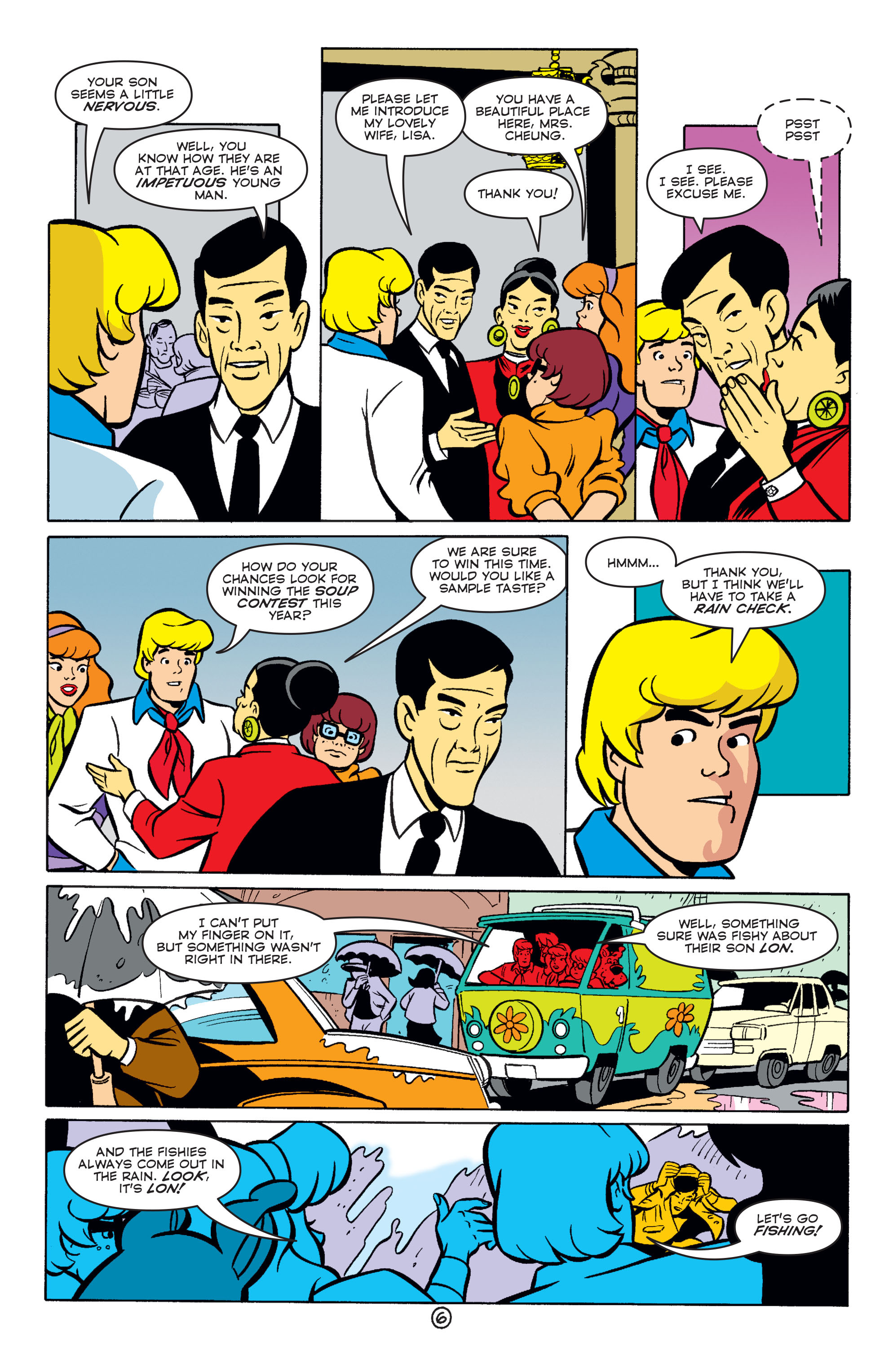 Read online Scooby-Doo (1997) comic -  Issue #57 - 7