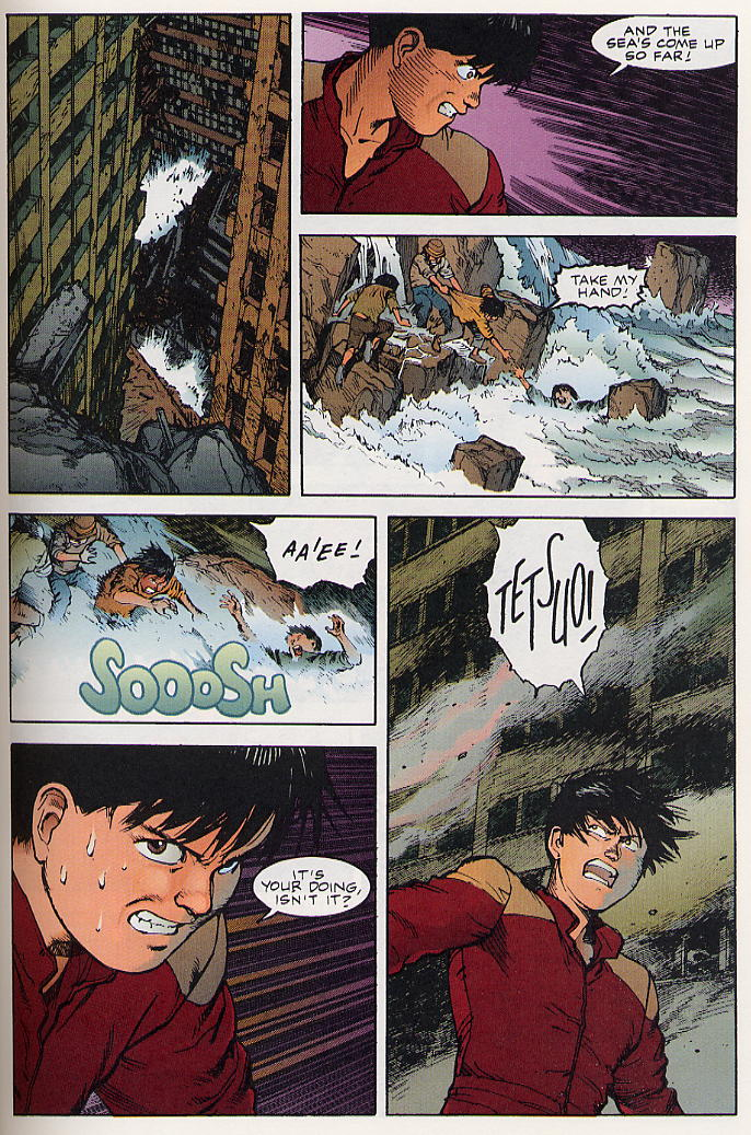 Read online Akira comic -  Issue #28 - 37