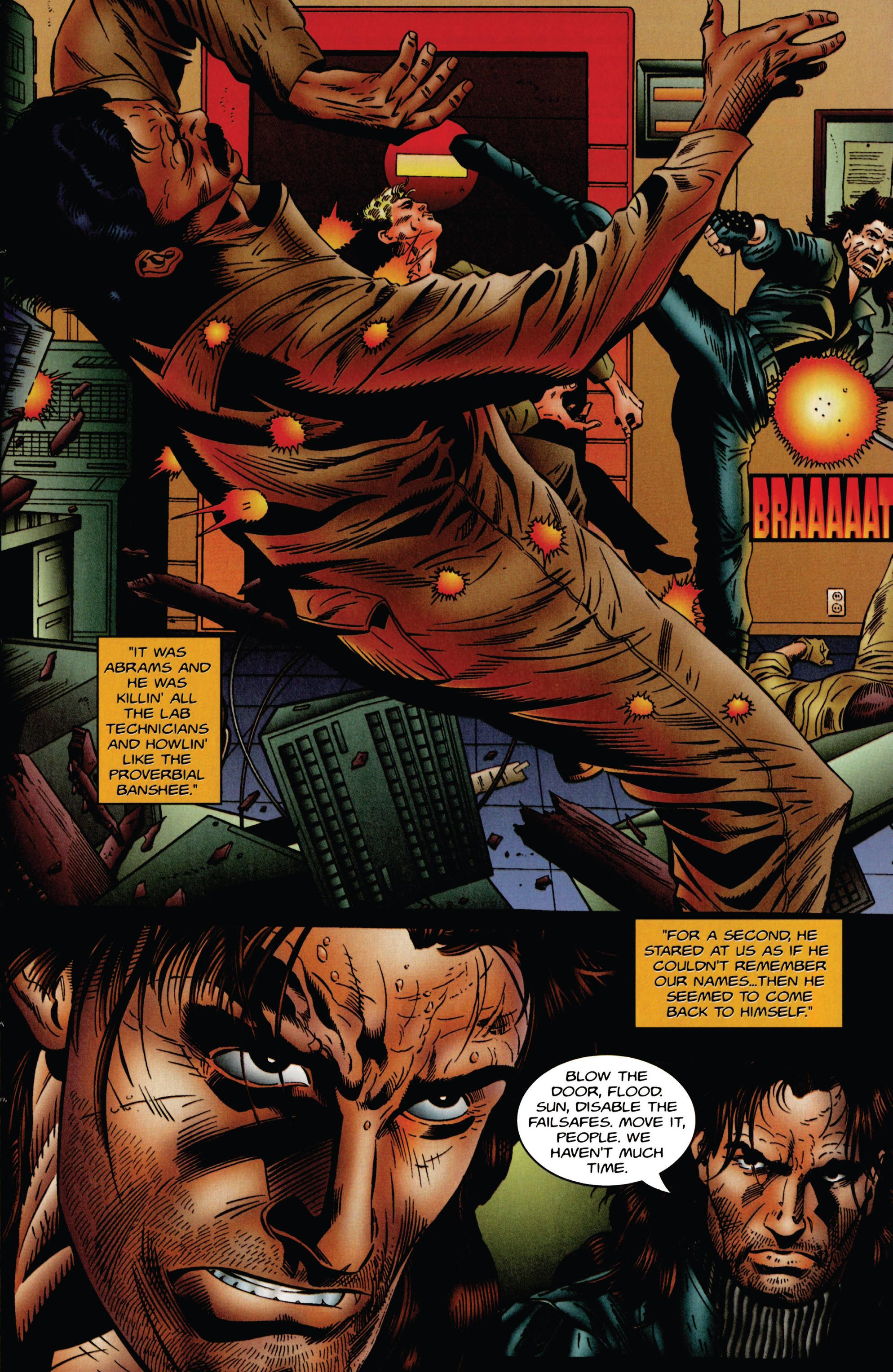 Read online Eternal Warrior (1992) comic -  Issue #49 - 11