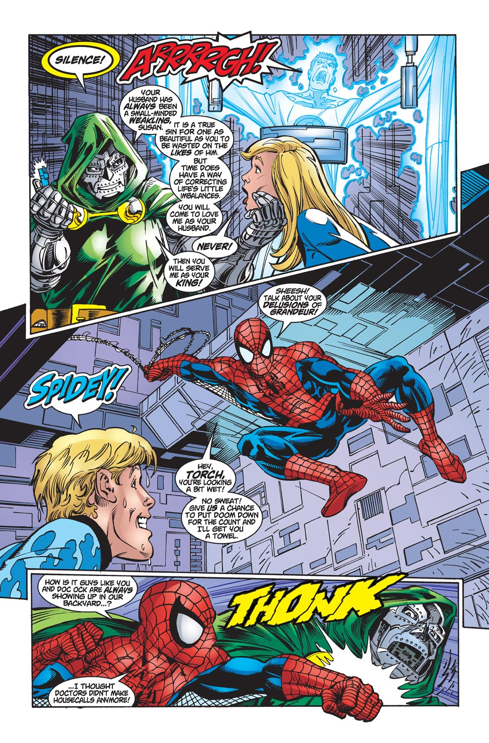 The Amazing Spider-Man (1999) 7 Page 7