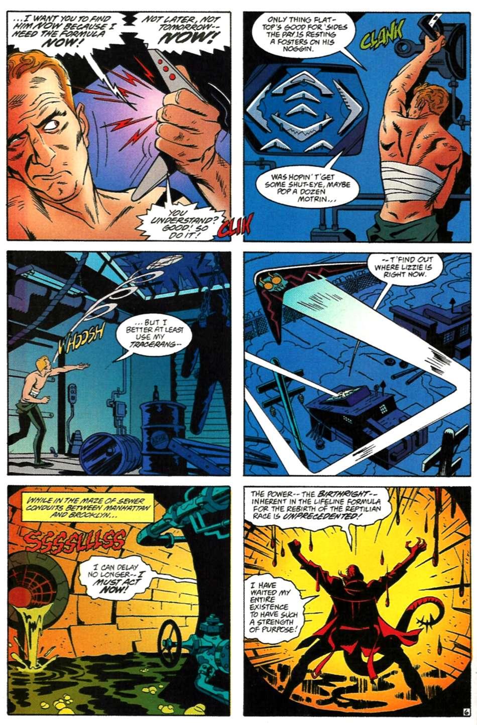 Read online Spider-Man: Lifeline comic -  Issue #3 - 7