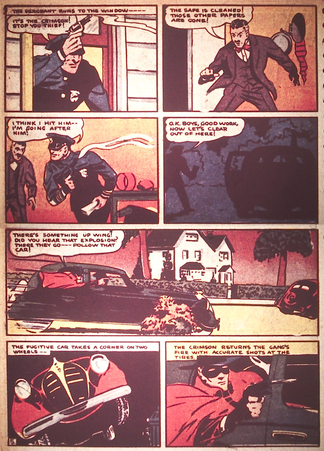 Detective Comics (1937) 22 Page 25