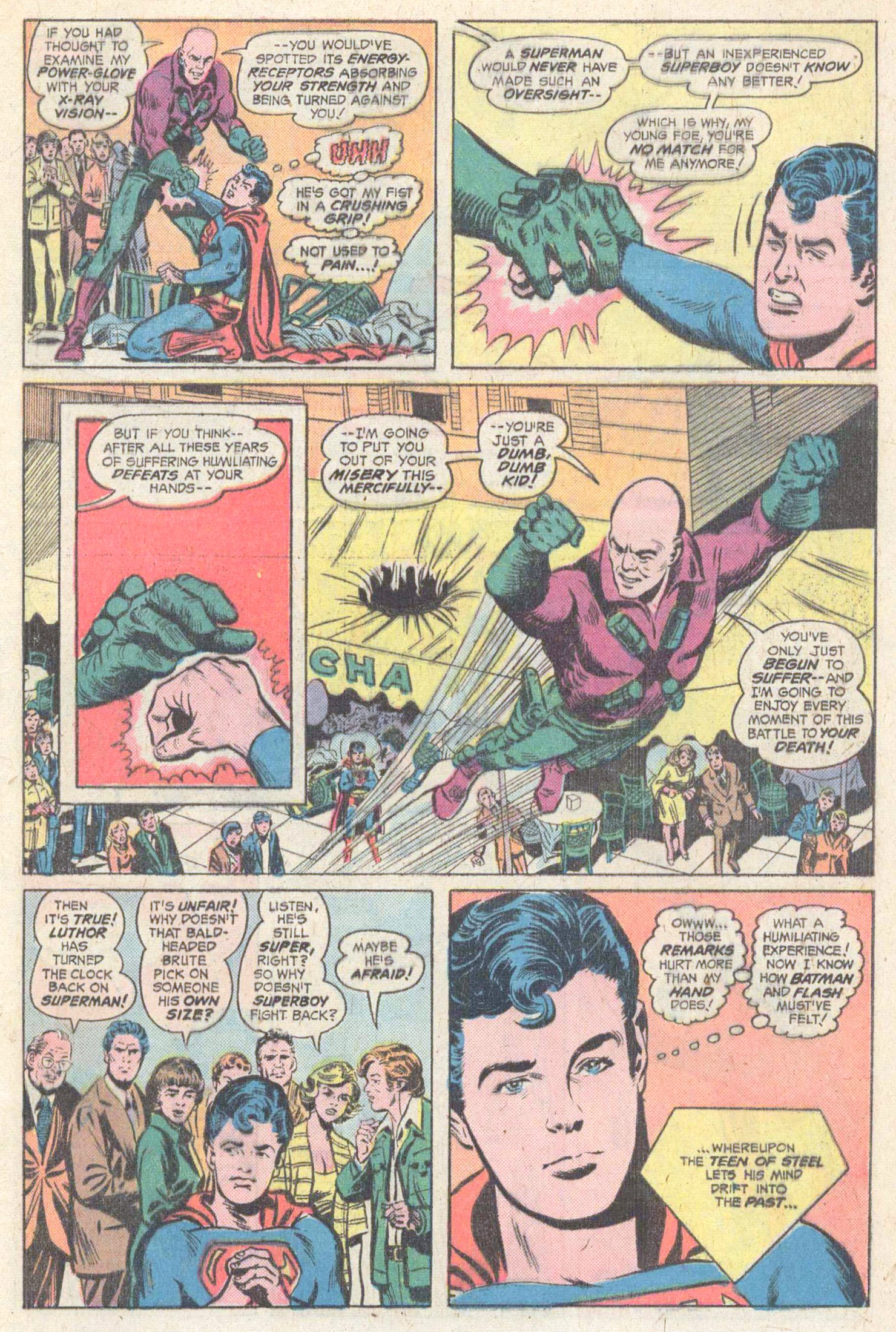Read online Action Comics (1938) comic -  Issue #466 - 5