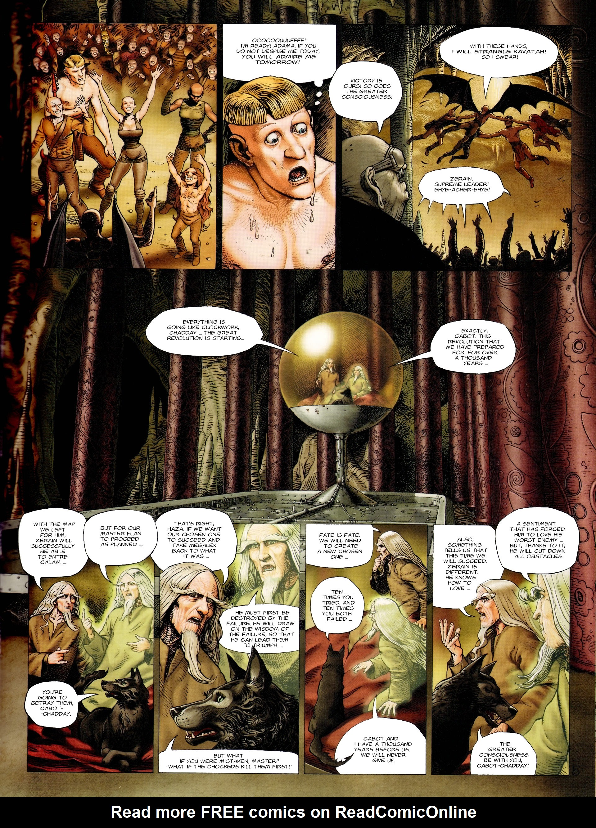 Read online Megalex (2014) comic -  Issue #3 - 8