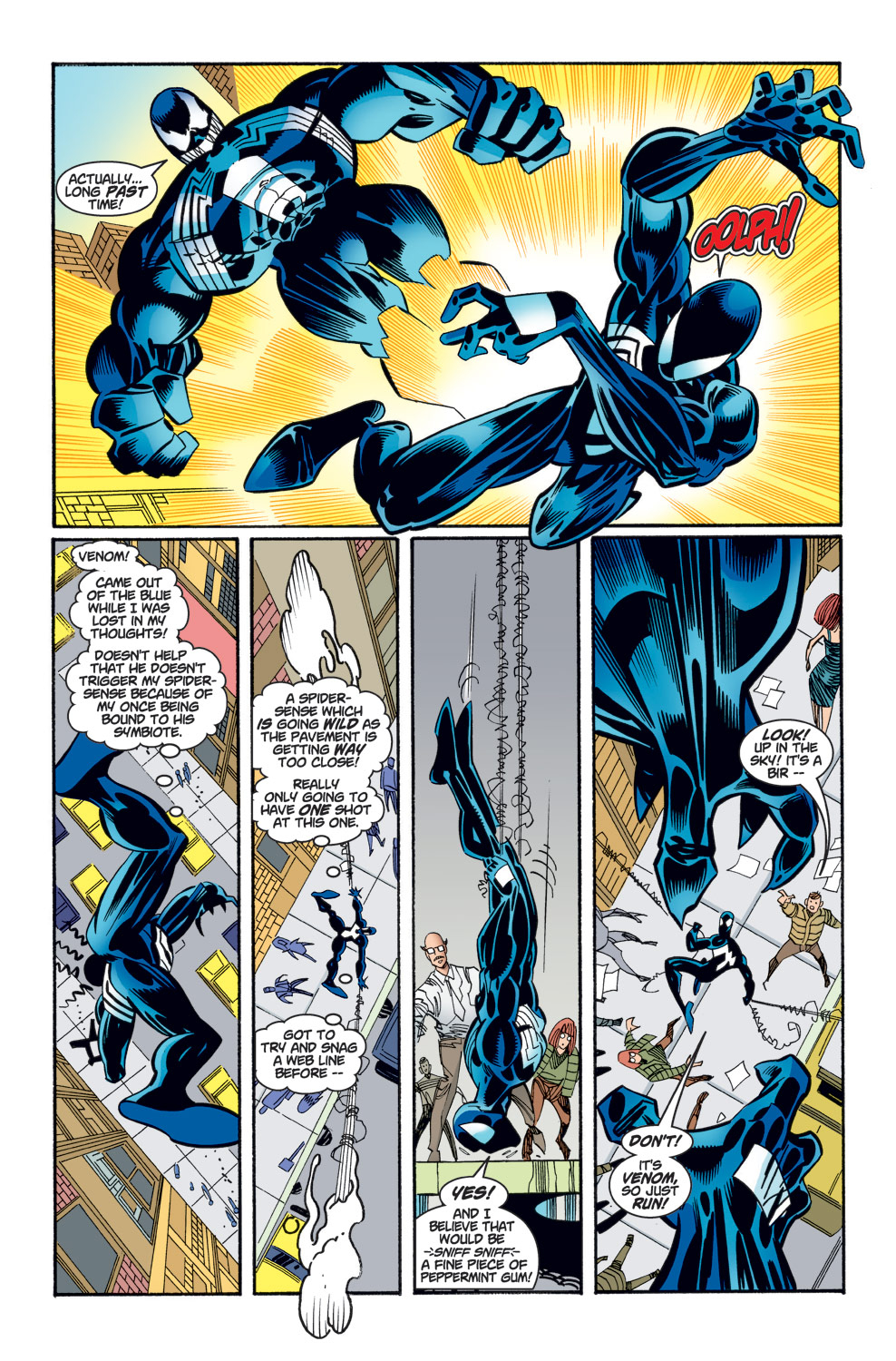The Amazing Spider-Man (1999) 19 Page 18