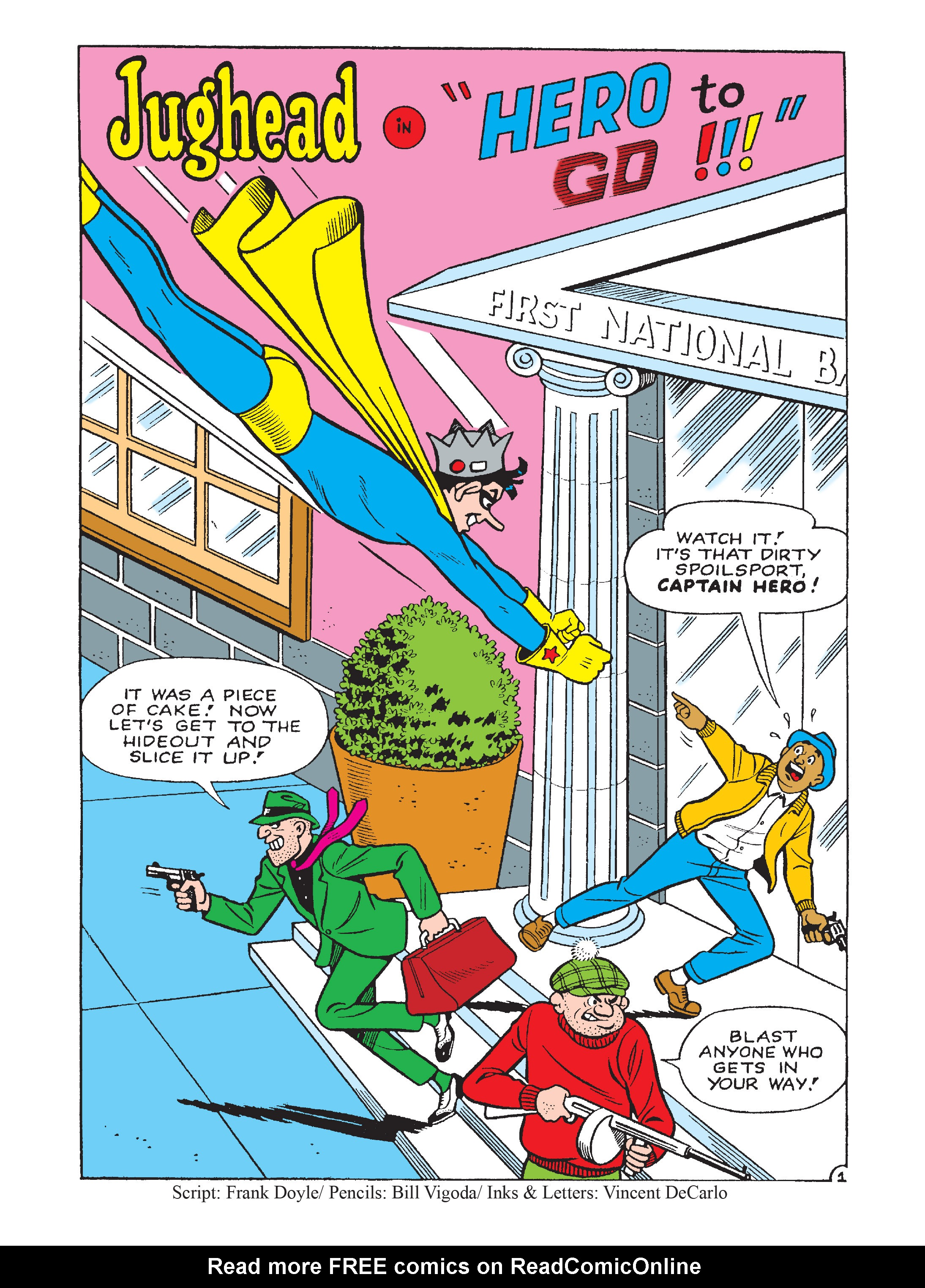 Read online Archie 75th Anniversary Digest comic -  Issue #3 - 114