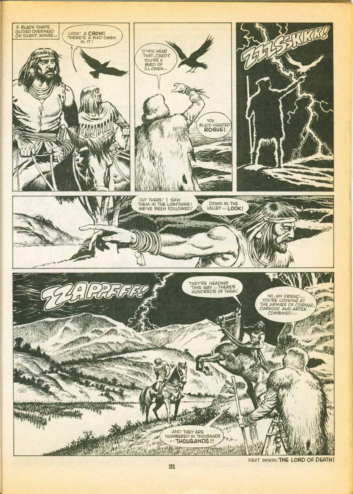 Warrior Issue #1 #2 - English 21