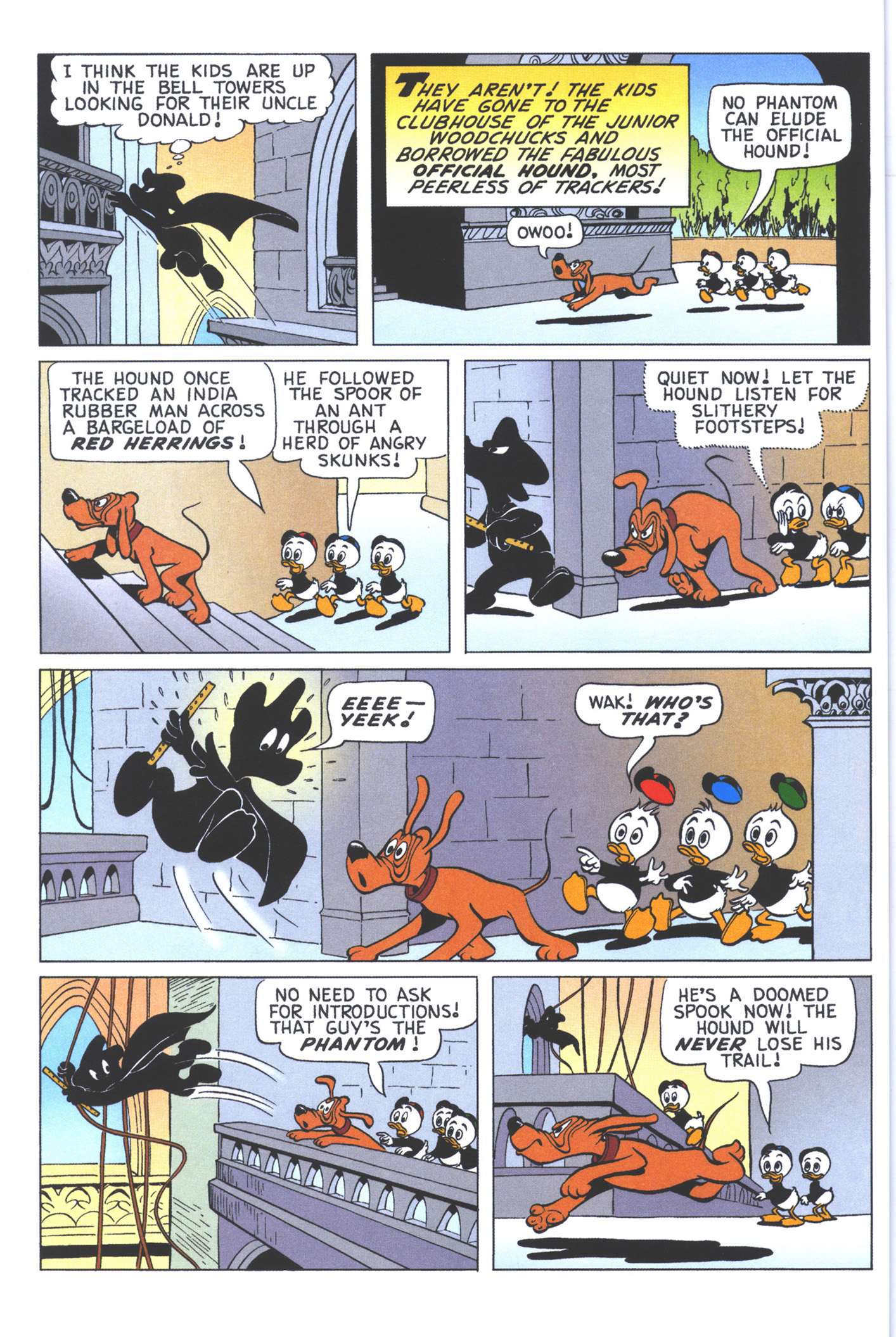 Read online Uncle Scrooge (1953) comic -  Issue #379 - 18
