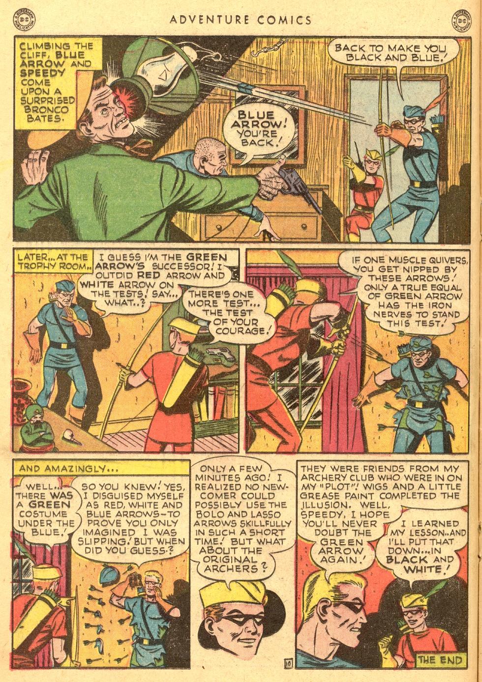 Read online Adventure Comics (1938) comic -  Issue #133 - 24