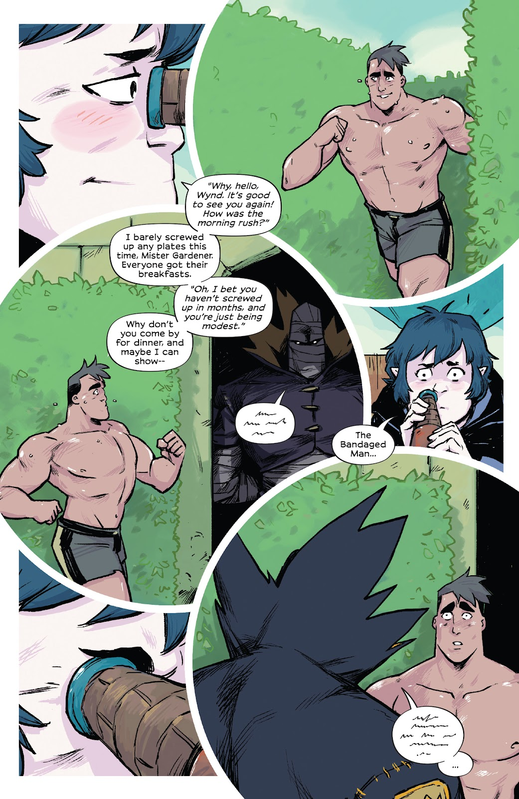Read online Wynd comic -  Issue #1 - 27