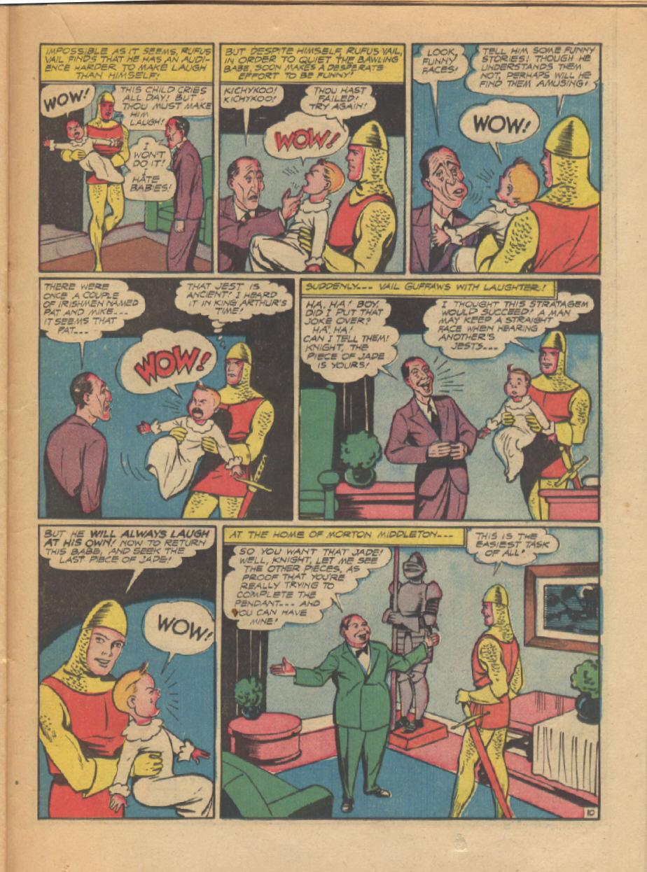 Read online Adventure Comics (1938) comic -  Issue #81 - 44