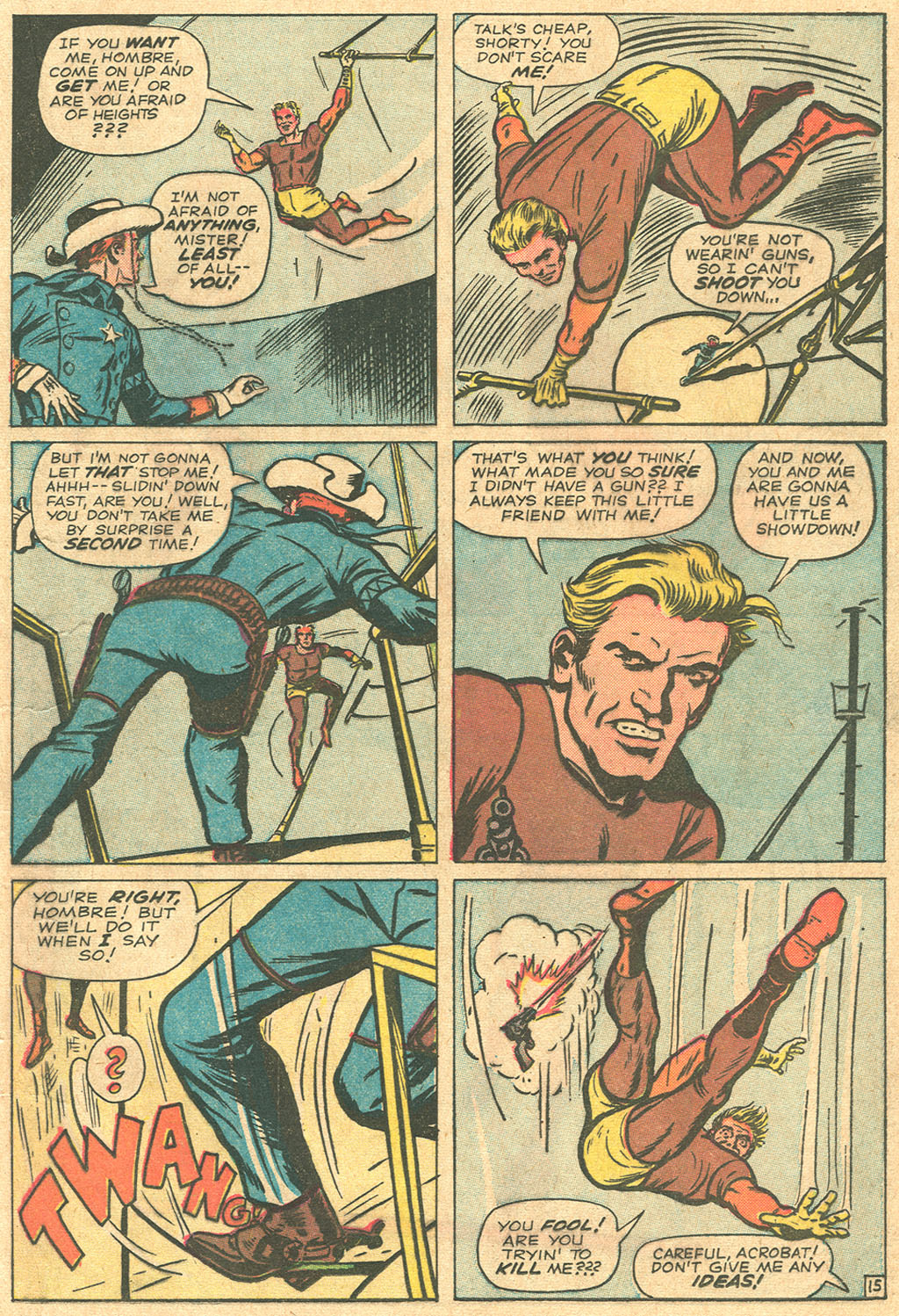 The Rawhide Kid (1955) issue 37 - Page 21