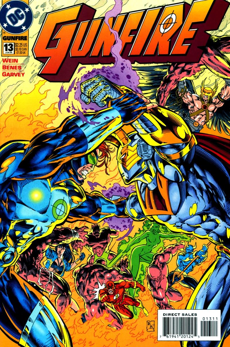 Read online Gunfire comic -  Issue #13 - 1