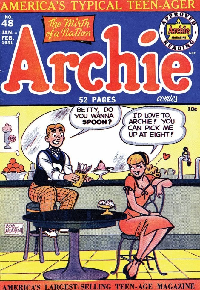 Archie Comics issue 048 - Page 1