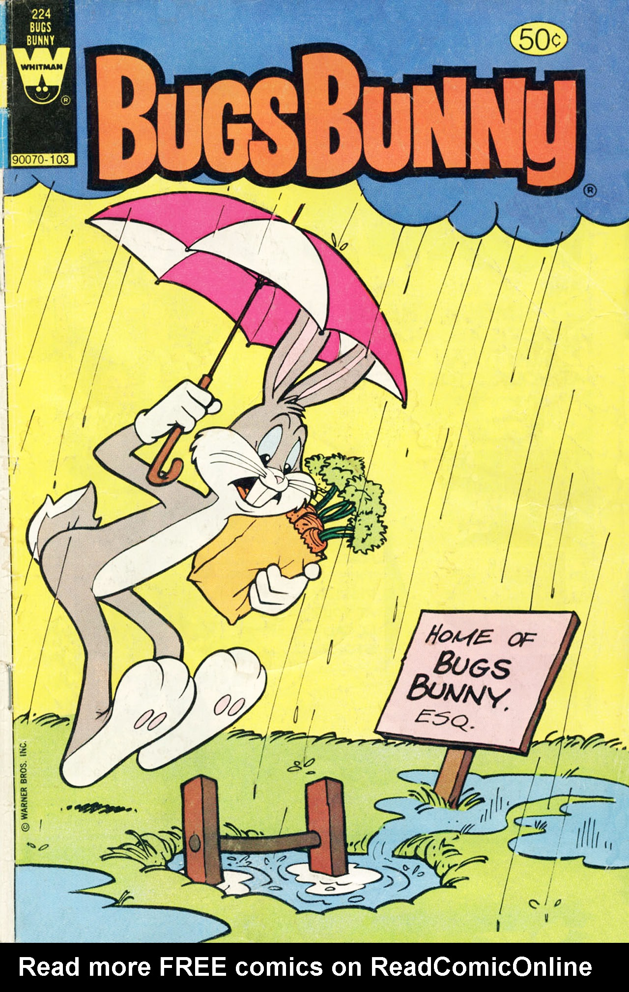 Bugs Bunny 224 Page 1