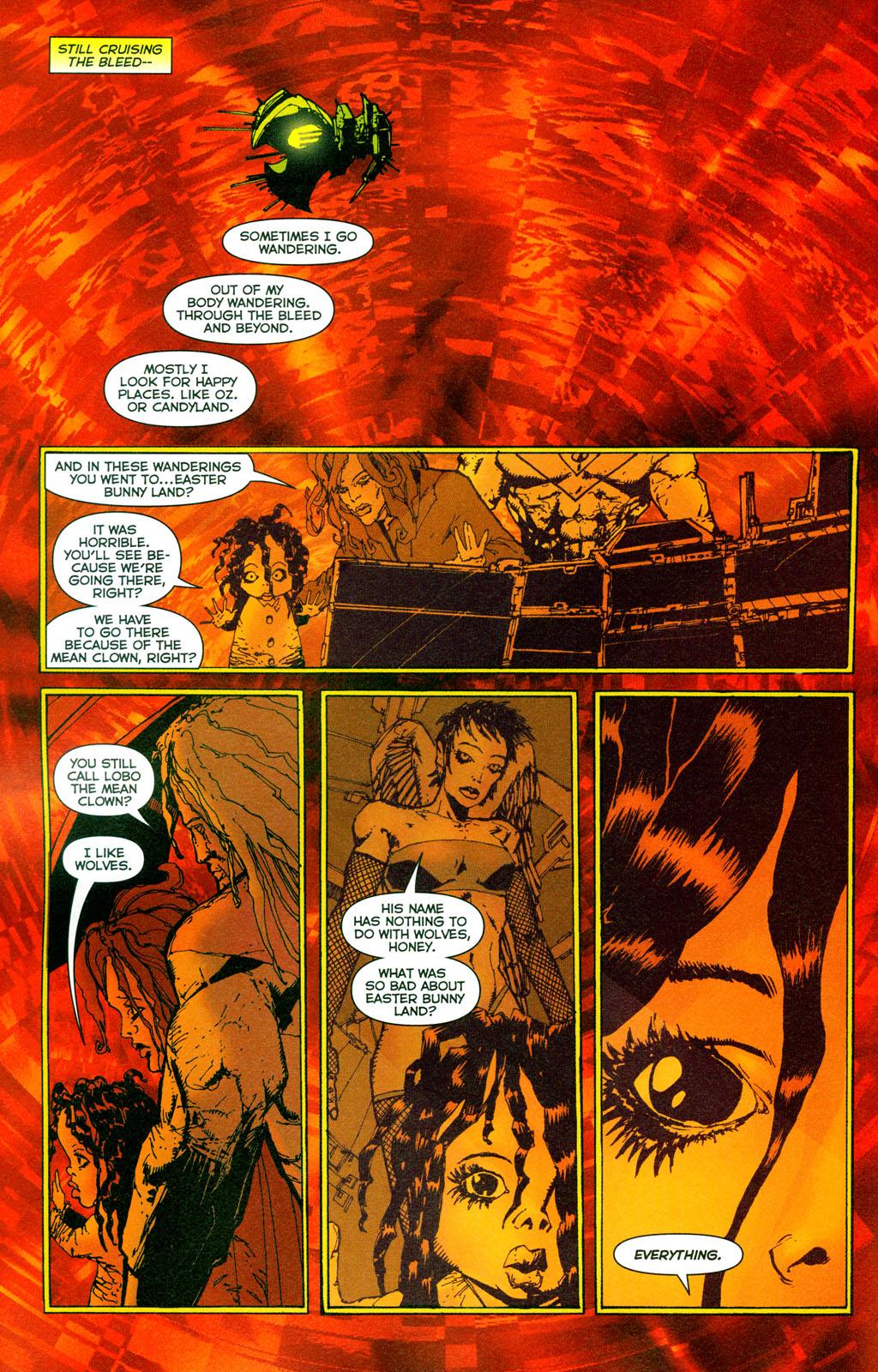 Read online The Authority/Lobo: Spring Break Massacre comic -  Issue # Full - 11
