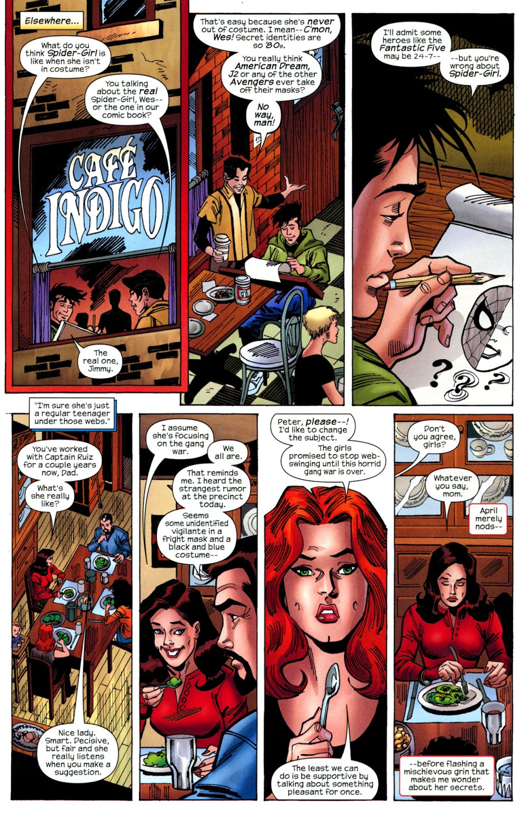 Web of Spider-Man (2009) Issue #6 #6 - English 22