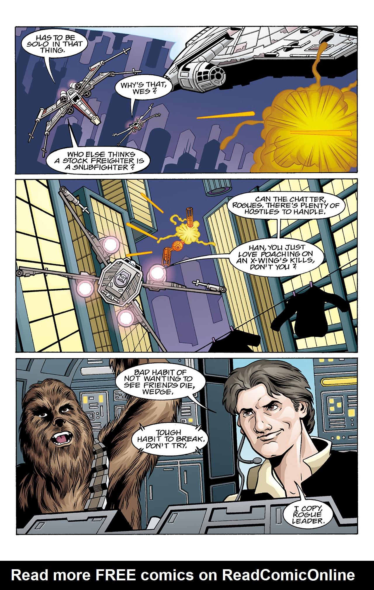 Read online Star Wars Omnibus comic -  Issue # Vol. 3 - 249