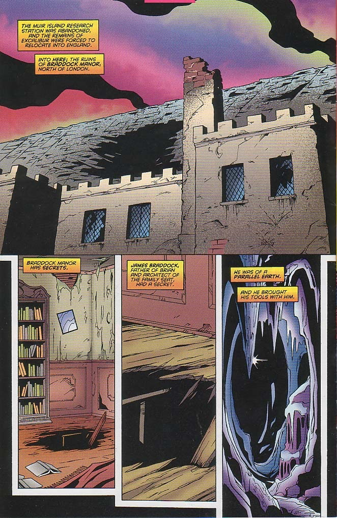 Excalibur (1988) issue 94 - Page 5