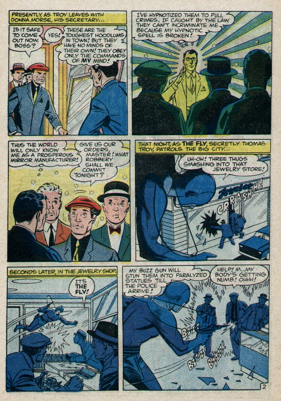 Adventures of the Fly issue 8 - Page 29