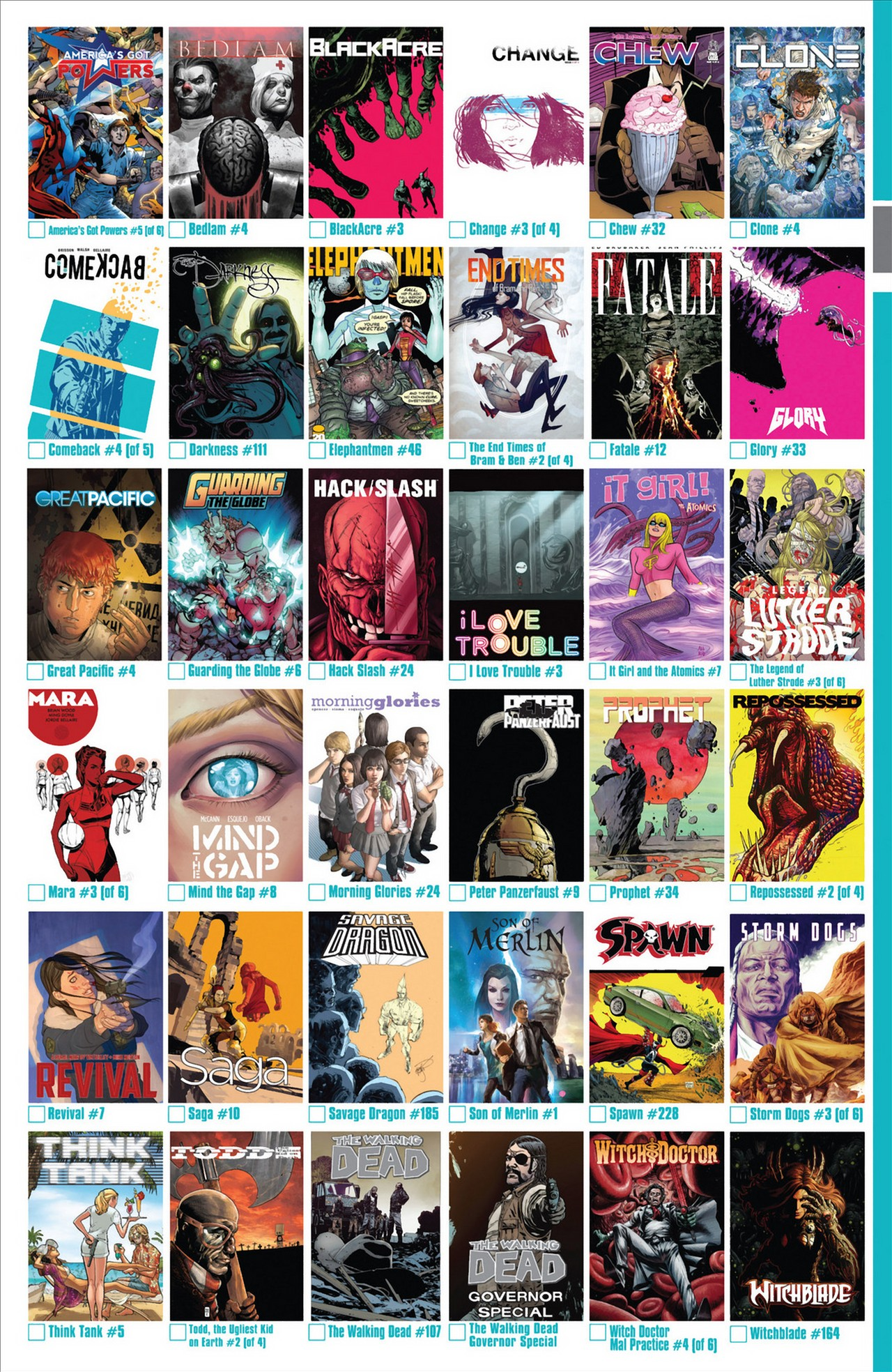 Read online Great Pacific comic -  Issue #4 - 28