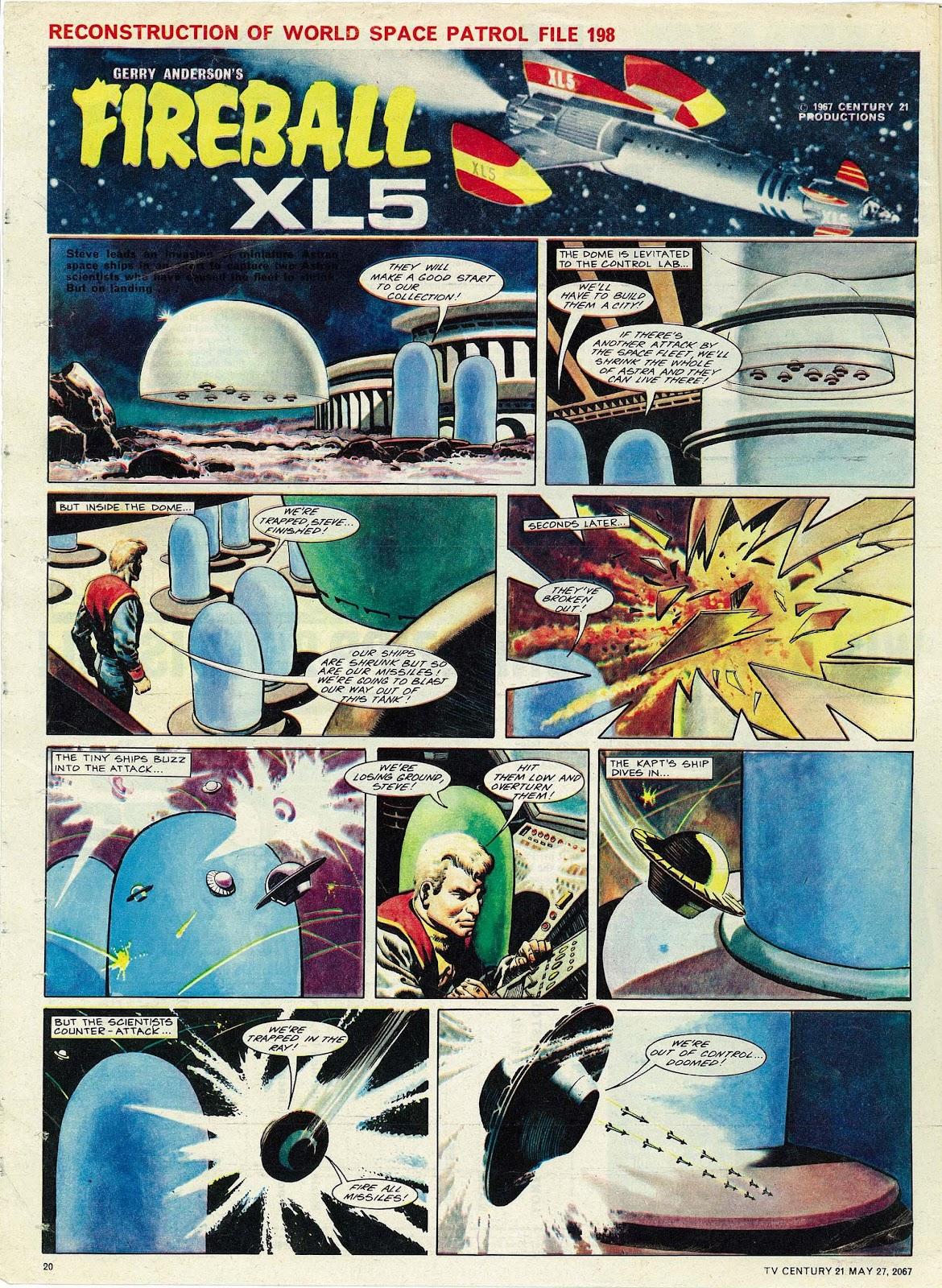 TV Century 21 (TV 21) issue 123 - Page 19