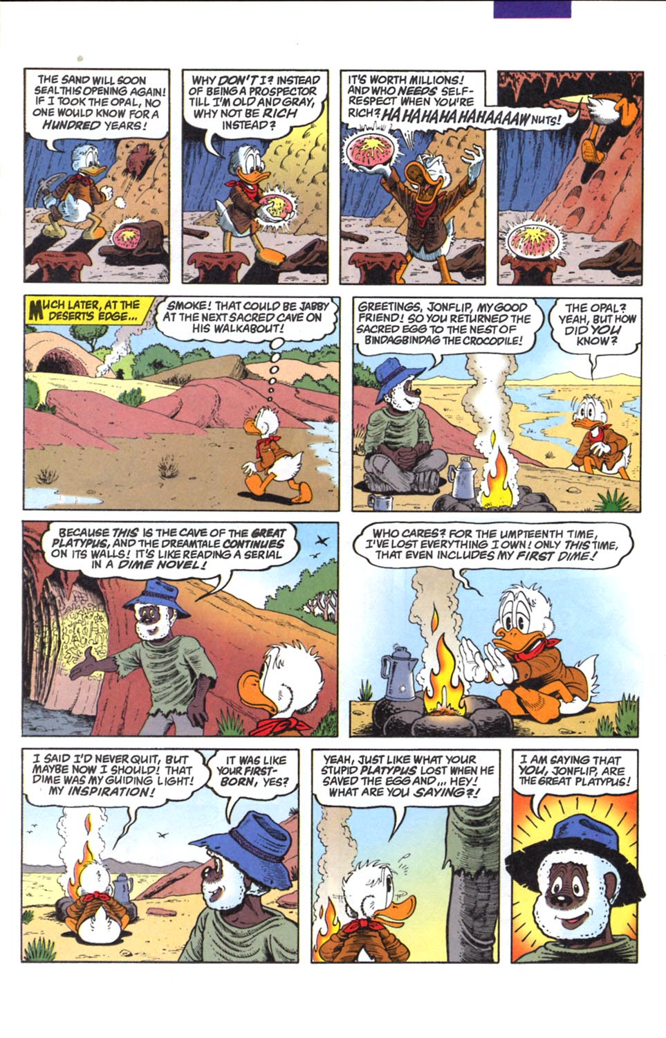 Read online Uncle Scrooge (1953) comic -  Issue #291 - 15