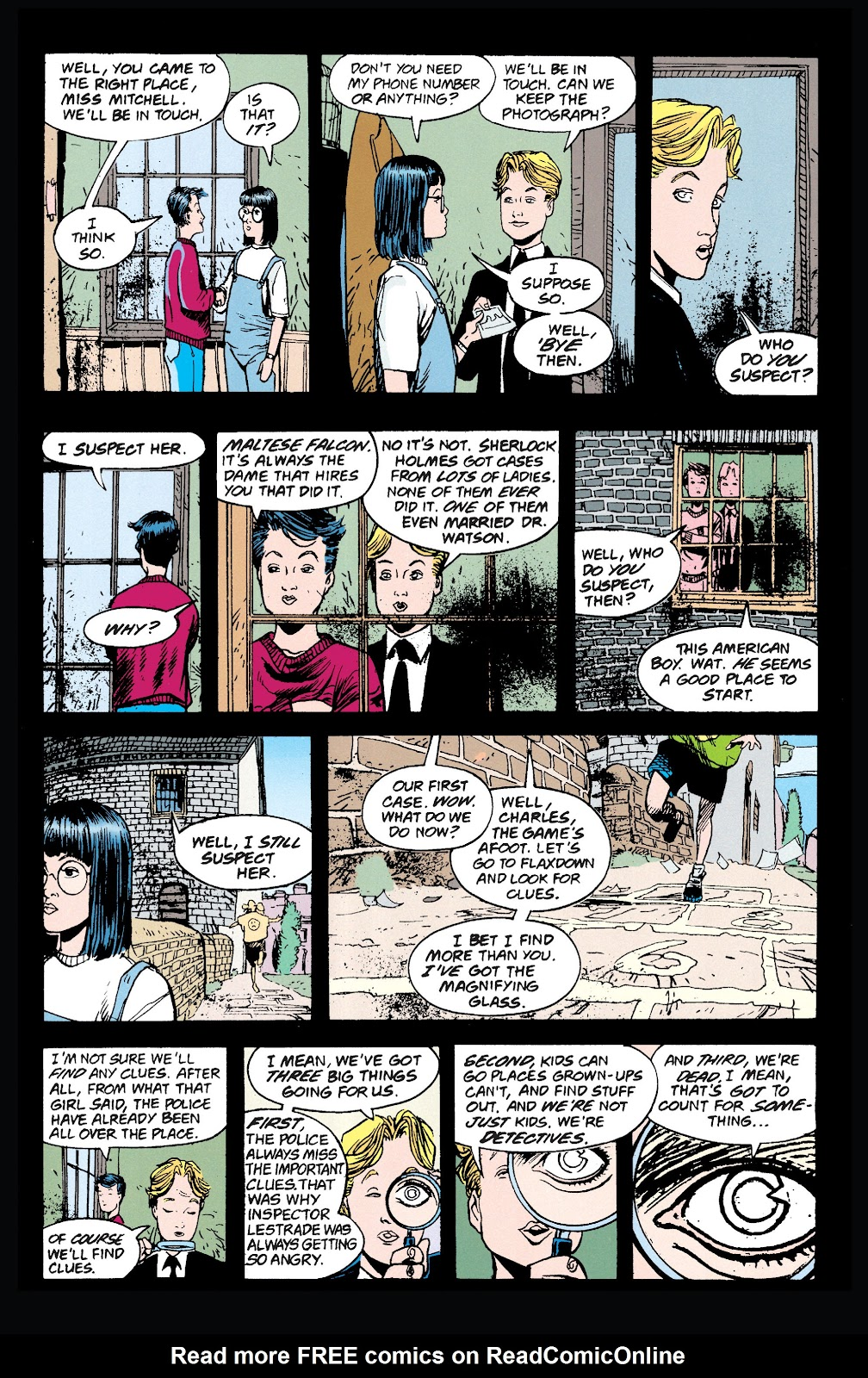 Read online The Children's Crusade comic -  Issue # _TPB (Part 1) - 19