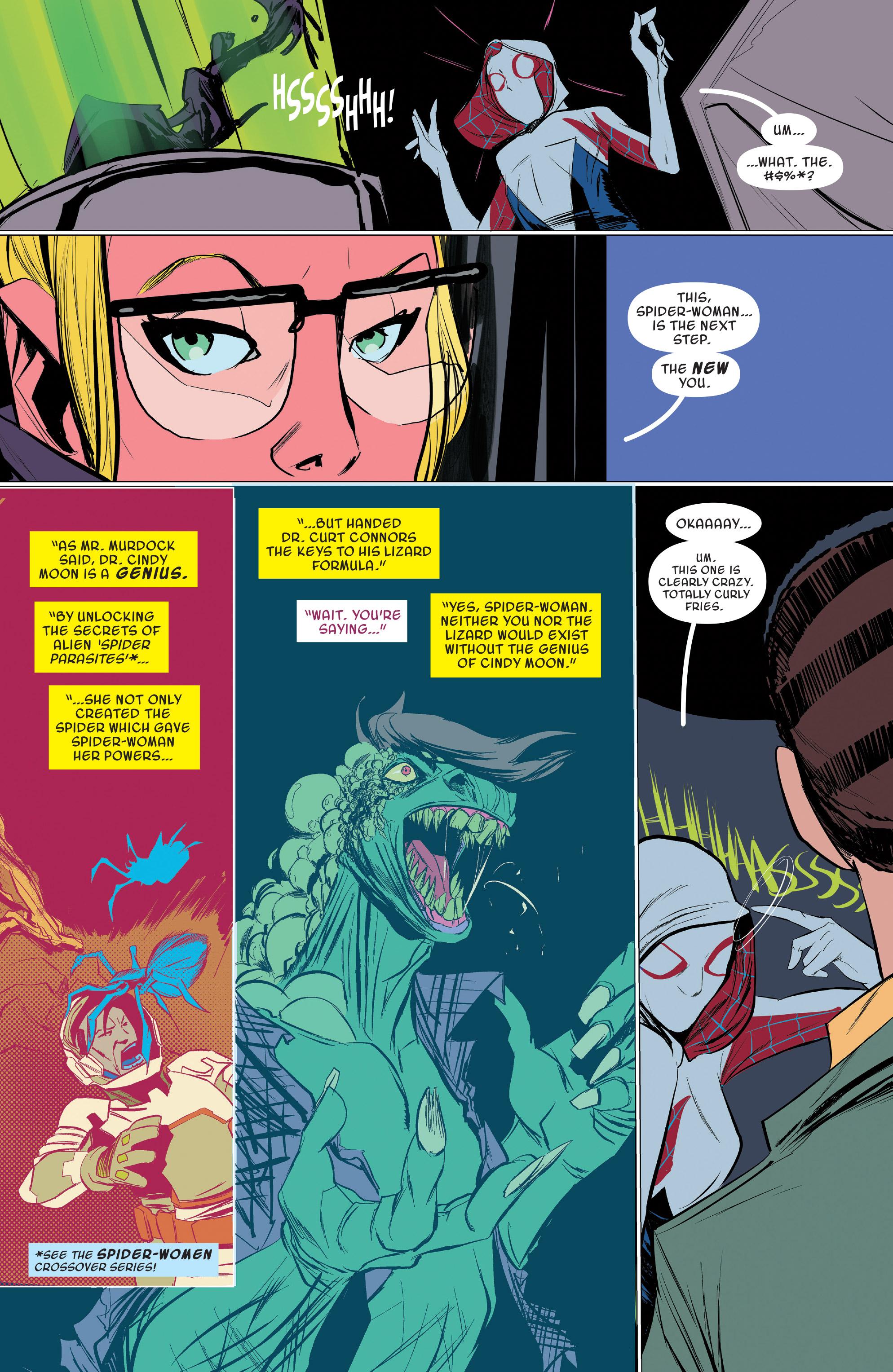 Read online Spider-Gwen [II] comic -  Issue #19 - 16
