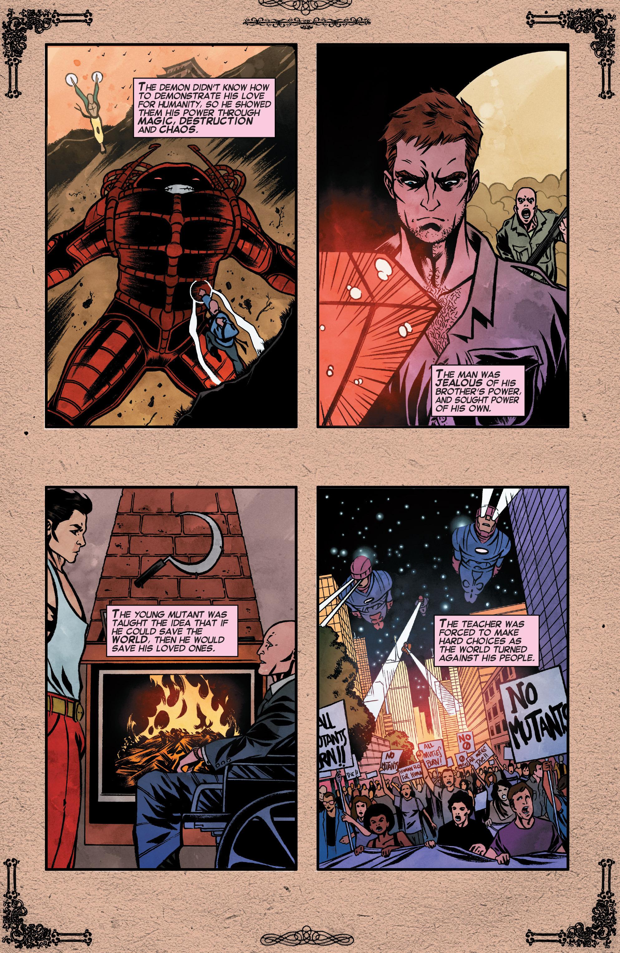 Read online Amazing X-Men (2014) comic -  Issue #19 - 4