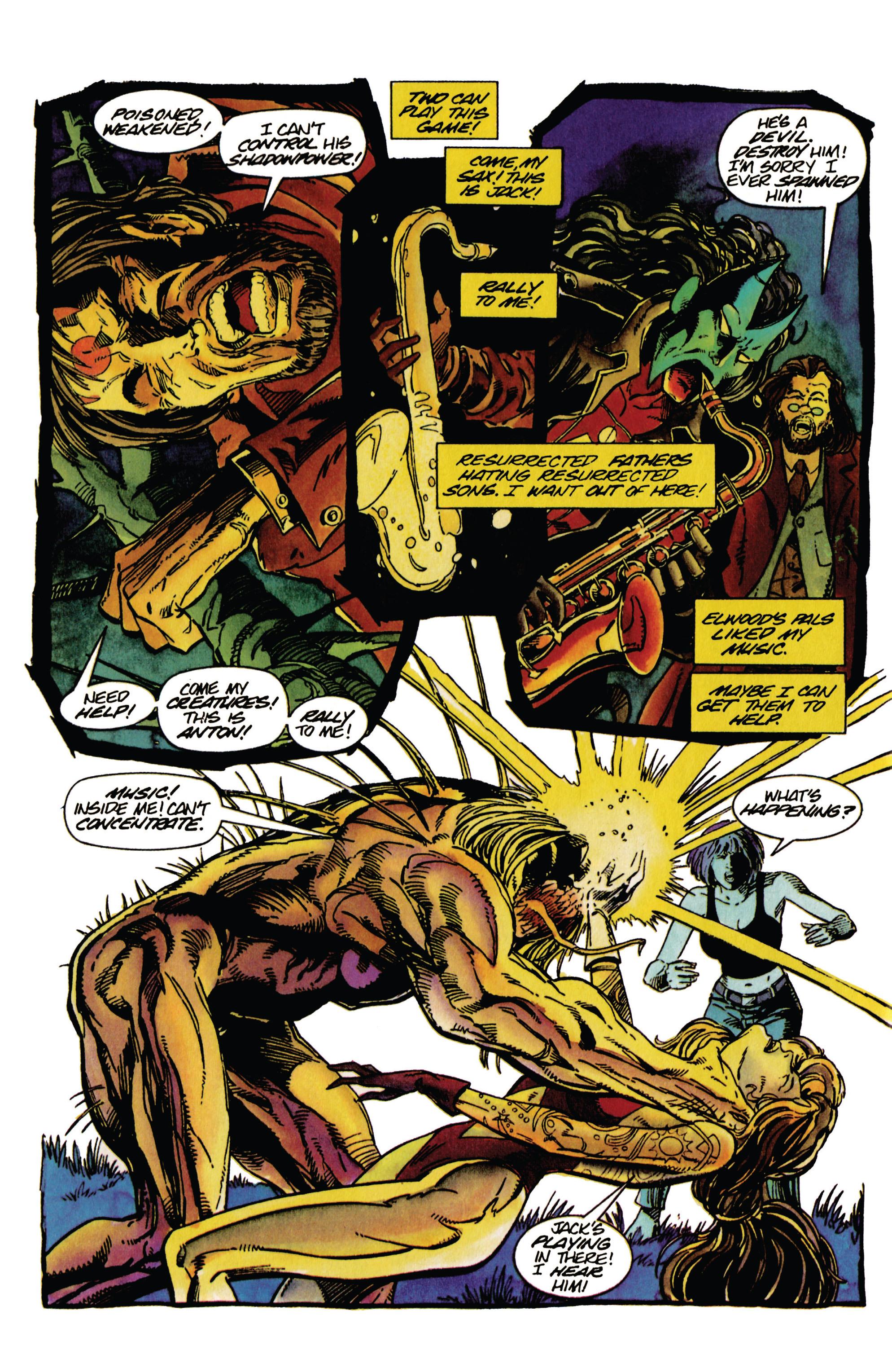 Read online Shadowman (1992) comic -  Issue #32 - 19