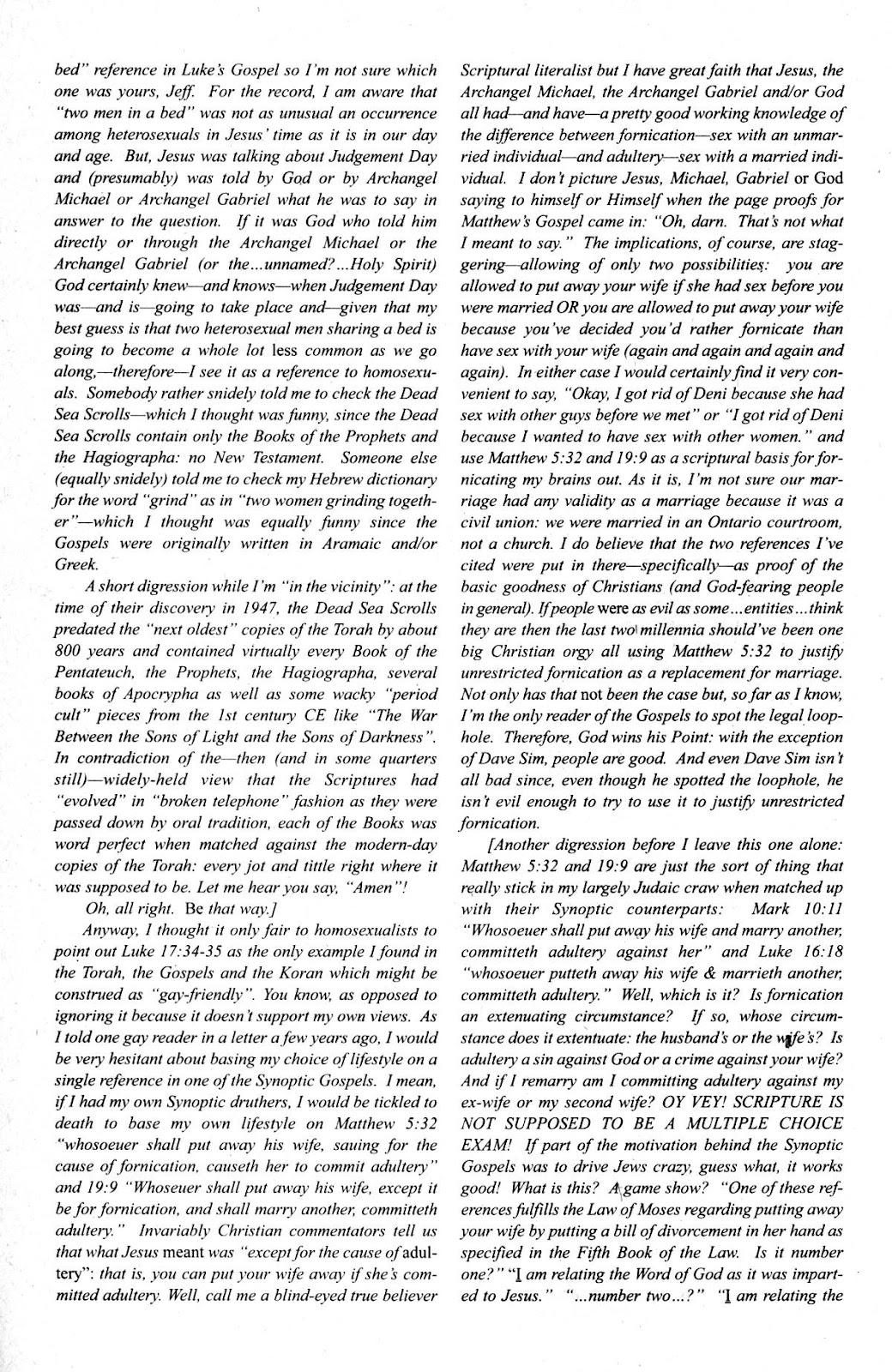 Cerebus Issue #275 #274 - English 24