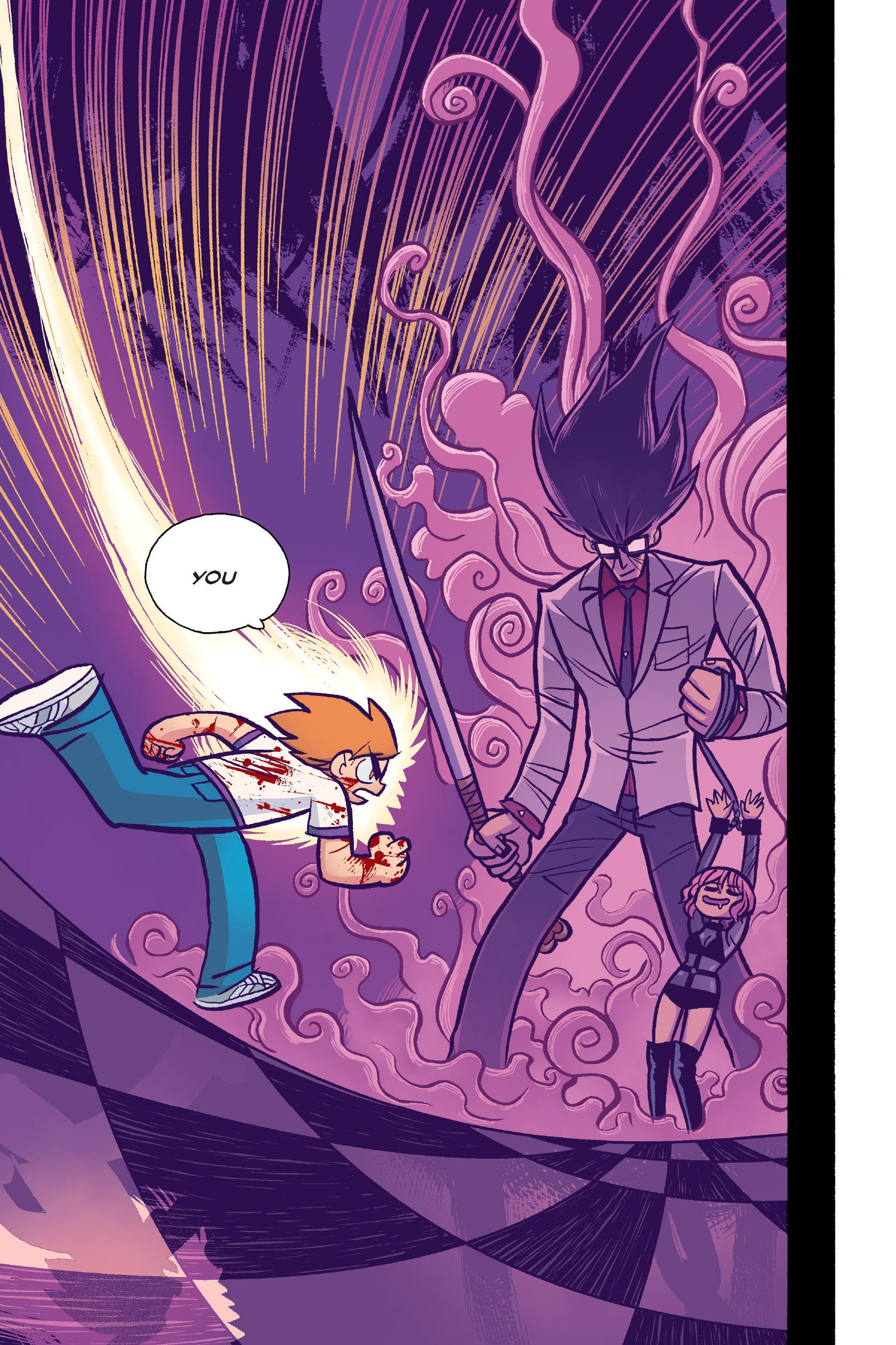 Read online Scott Pilgrim comic -  Issue #6 - 172