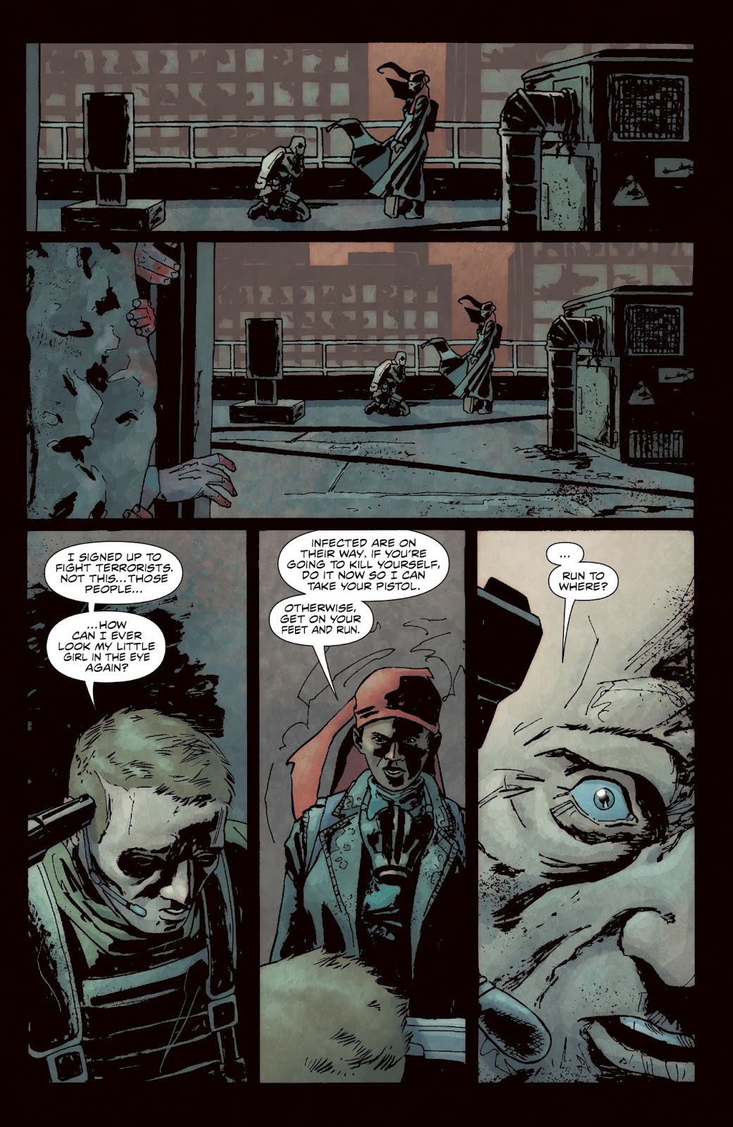 28 Days Later issue 23 - Page 14