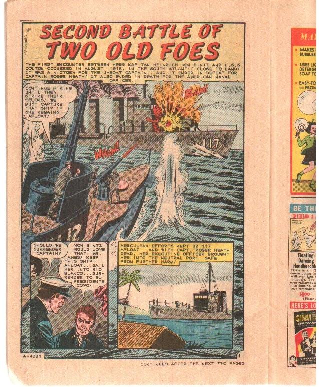 Read online Fightin' Navy comic -  Issue #122 - 22