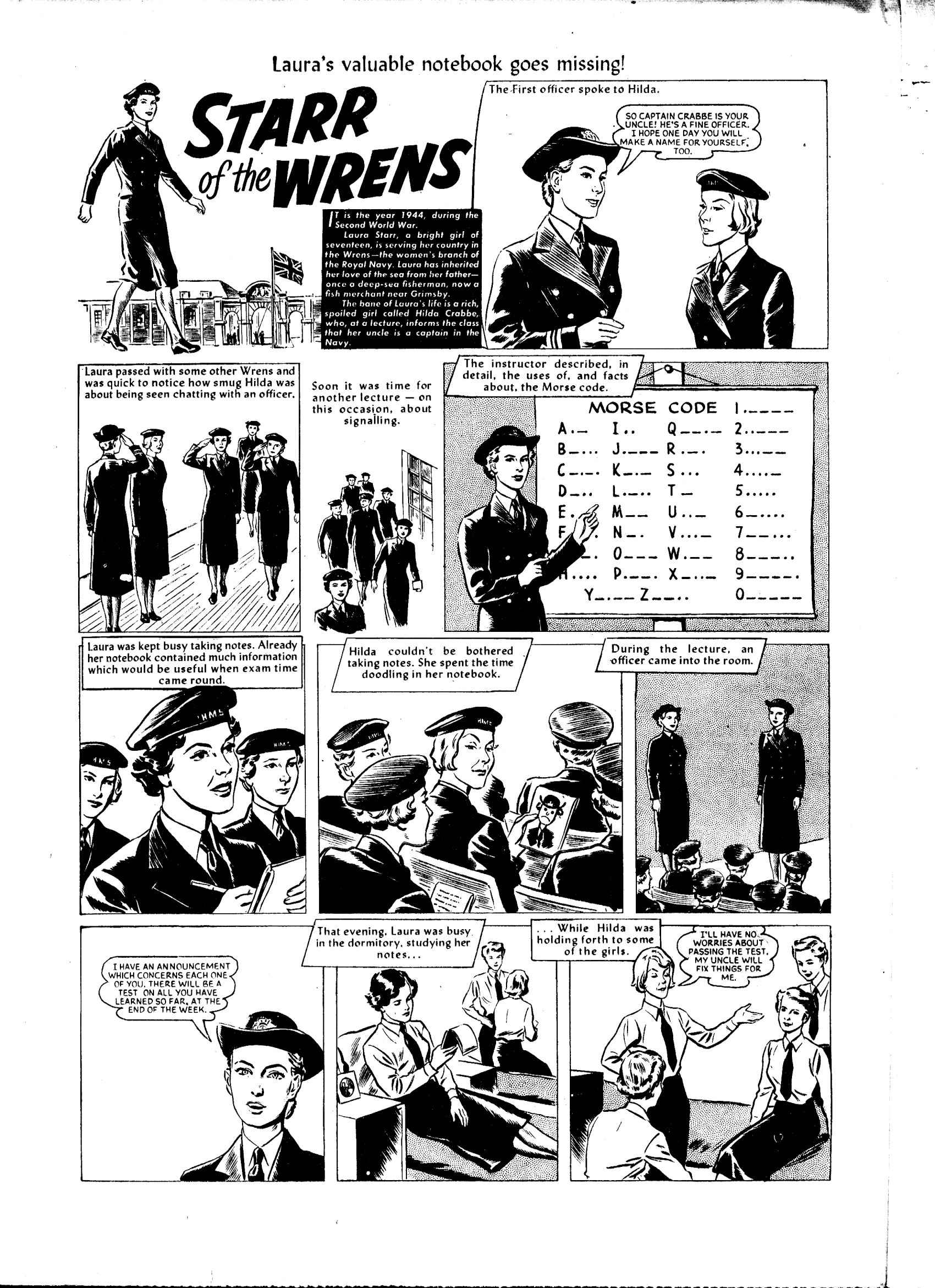 Read online Judy comic -  Issue #46 - 6